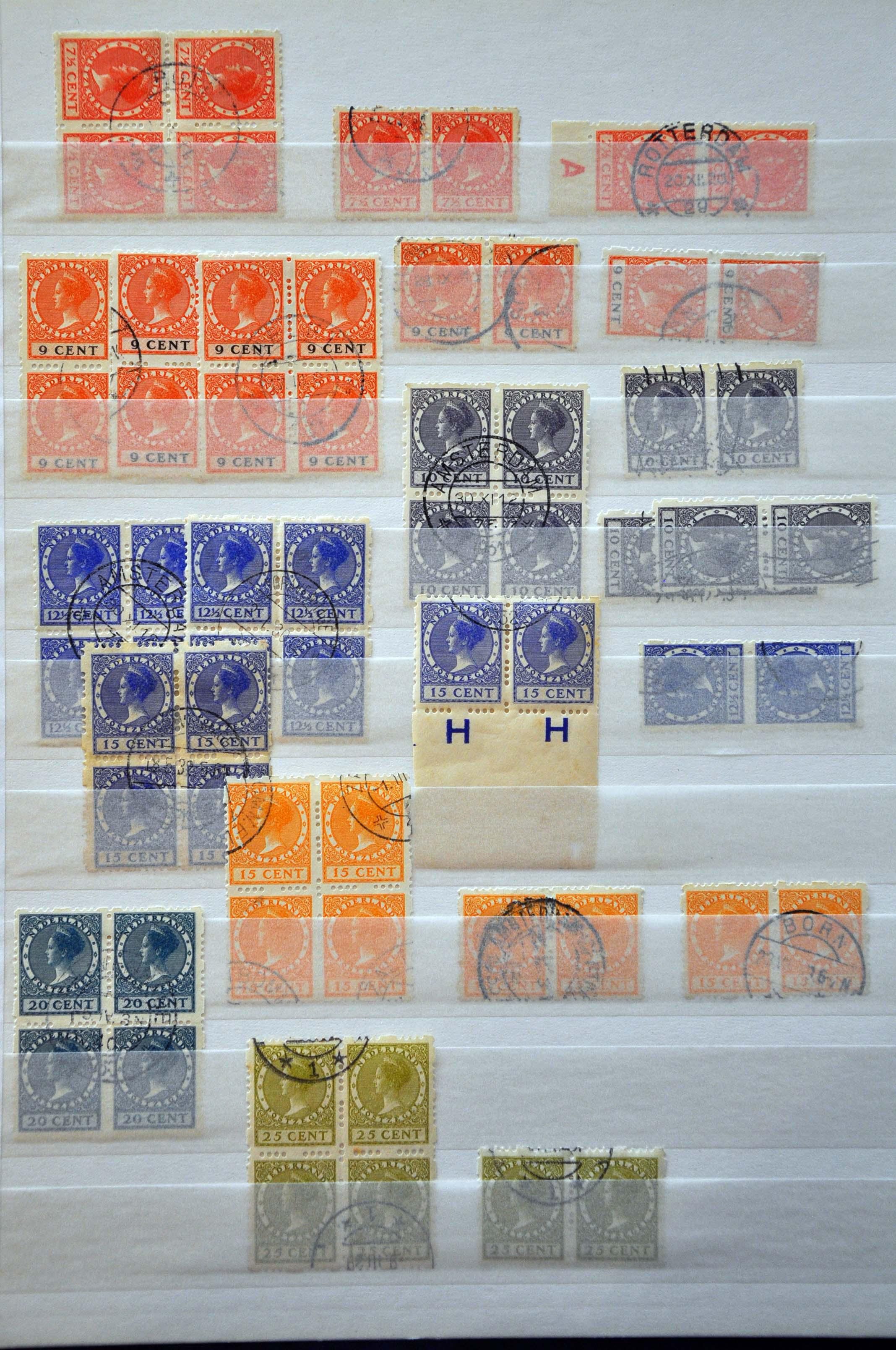Lot 1637 - Netherlands and former colonies Netherlands -  Corinphila Veilingen Auction 250-253 - Day 2 - Coins, medals, Netherlands and former colonies