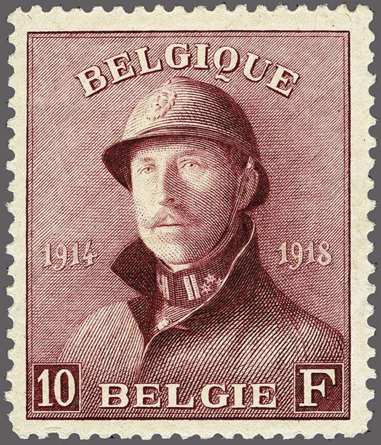 Lot 13 - Belgium and former colonies Belgium -  Corinphila Veilingen Auction 250-253 - Day 1 - Foreign countries