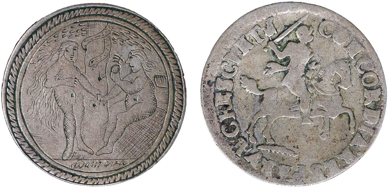 Lot 1402 - Dutch Coins provinces -  Corinphila Veilingen Auction 250-253 - Day 2 - Coins, medals, Netherlands and former colonies