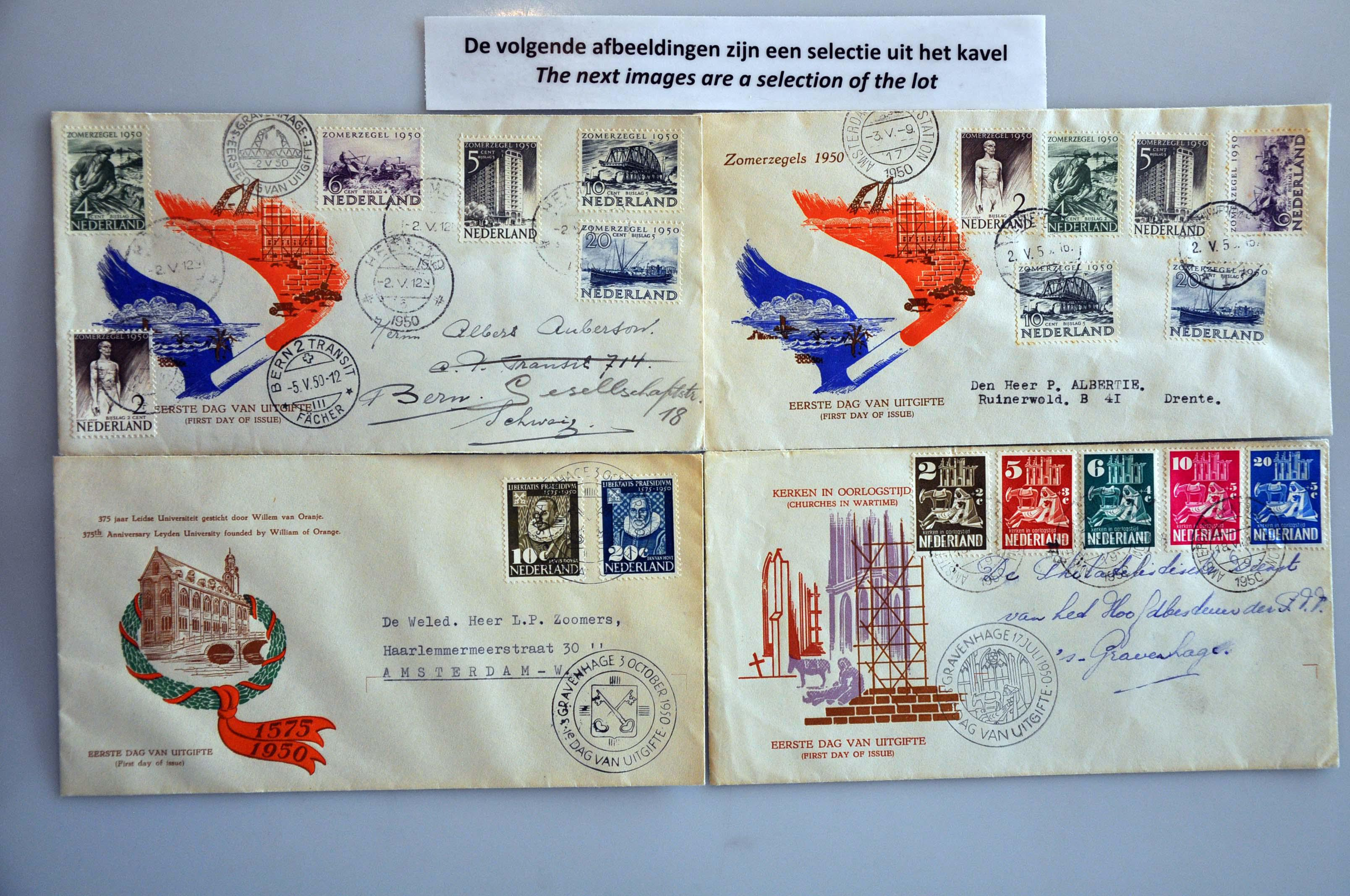 Lot 1673 - Netherlands and former colonies Netherlands -  Corinphila Veilingen Auction 250-253 - Day 2 - Coins, medals, Netherlands and former colonies