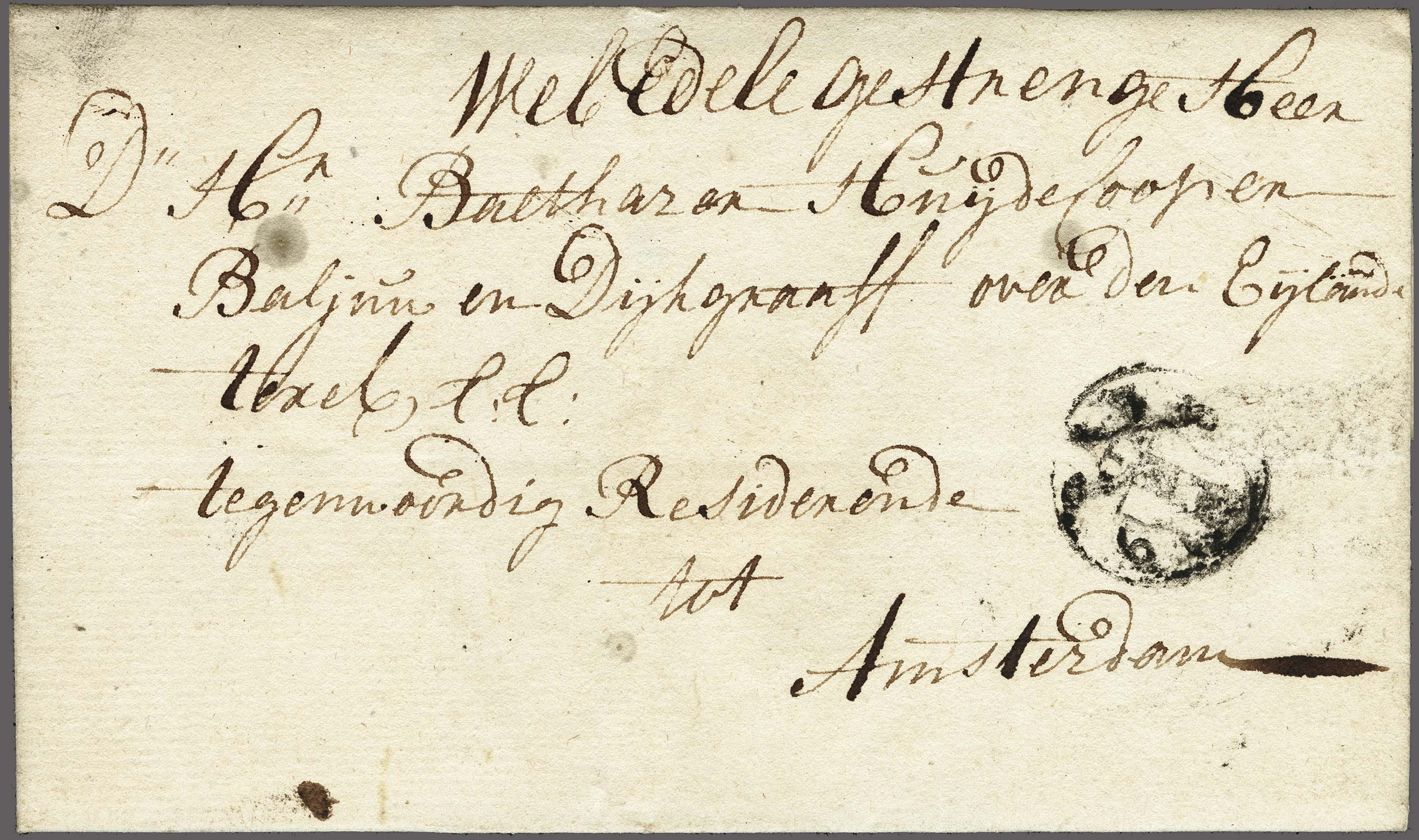 Lot 2308 - Netherlands and former colonies Netherlands -  Corinphila Veilingen Auction 250-253 - Day 3 - Netherlands and former colonies - Single lots & Picture postcards