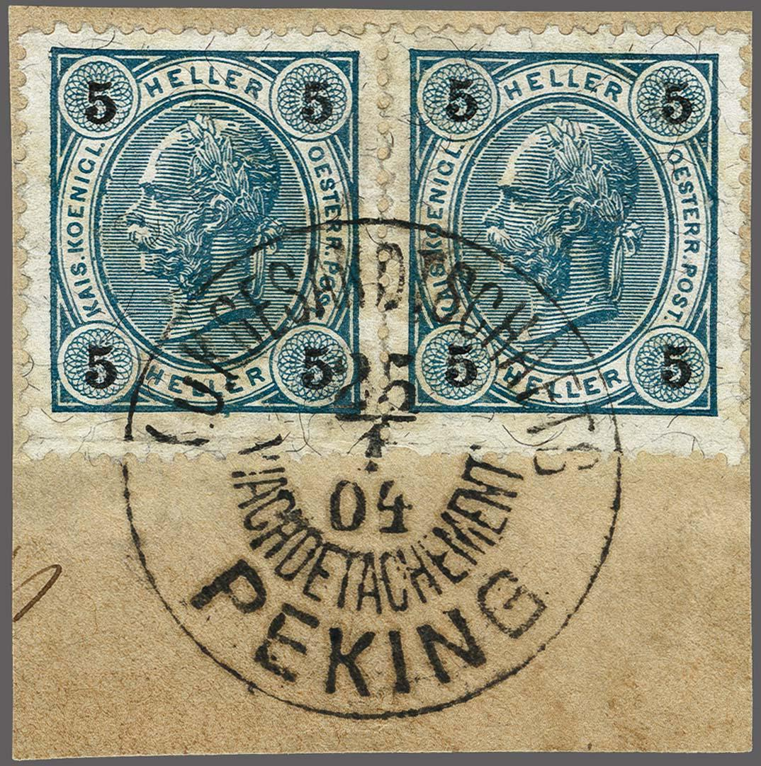 Lot 6 - Austria and former territories Austria -  Corinphila Veilingen Auction 250-253 - Day 1 - Foreign countries