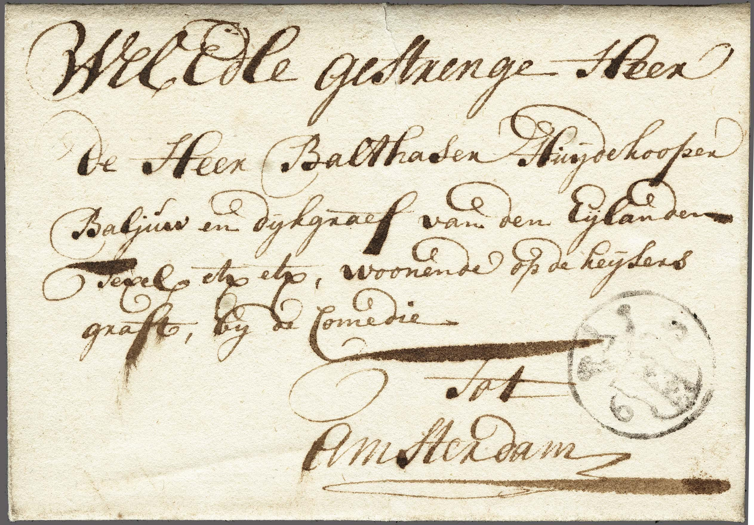Lot 2306 - Netherlands and former colonies Netherlands -  Corinphila Veilingen Auction 250-253 - Day 3 - Netherlands and former colonies - Single lots & Picture postcards