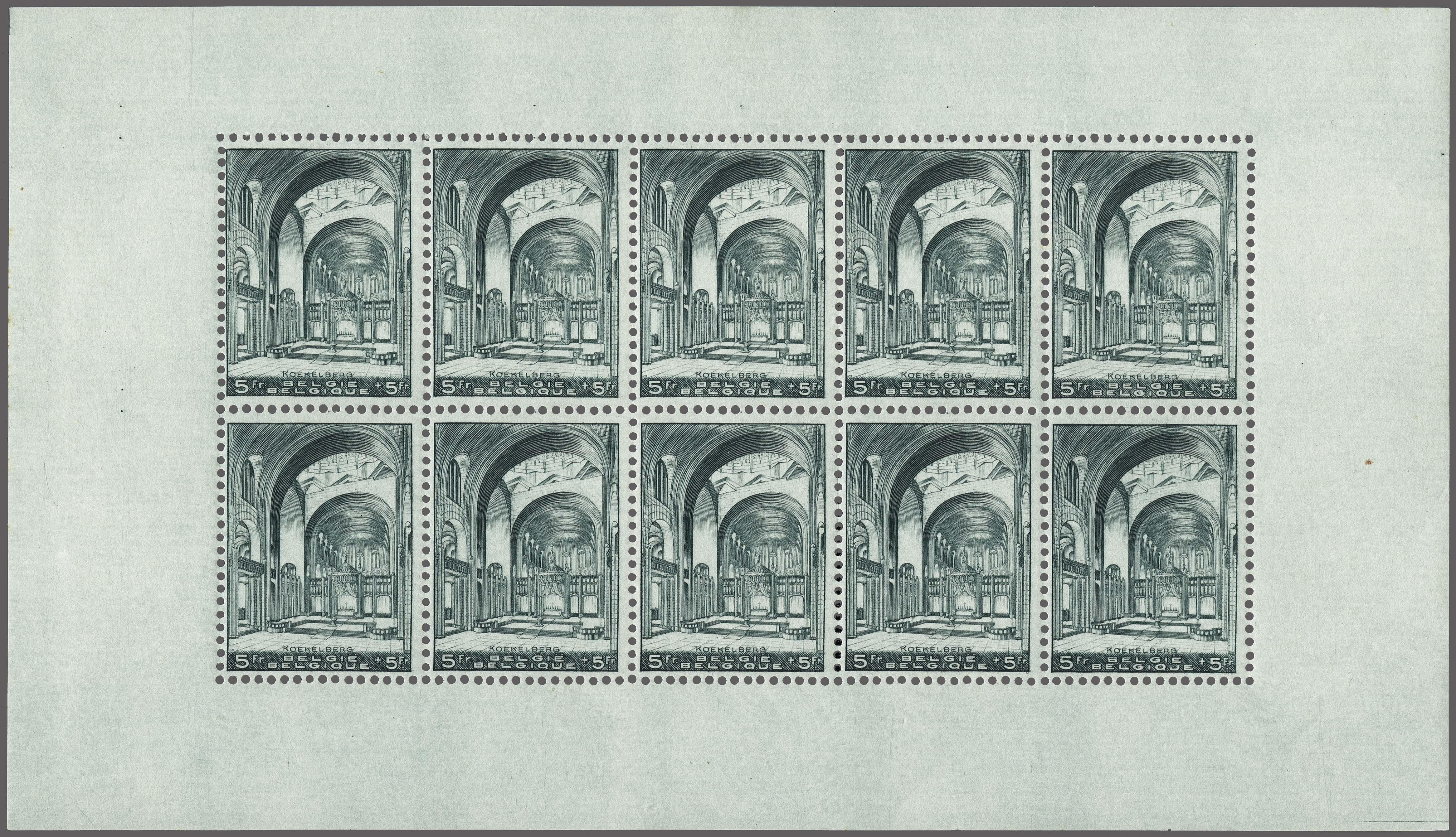 Lot 18 - Belgium and former colonies Belgium -  Corinphila Veilingen Auction 250-253 - Day 1 - Foreign countries