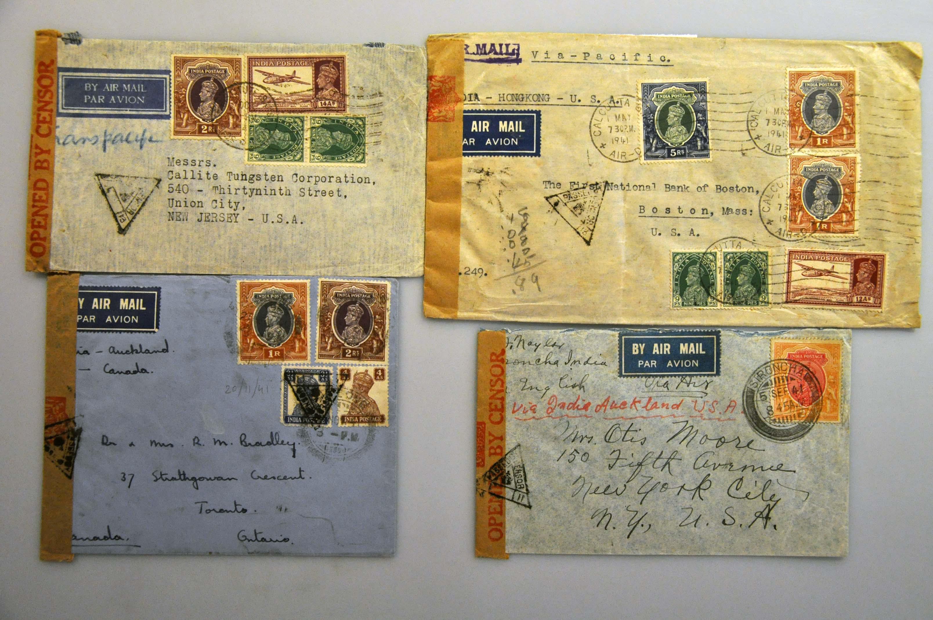 Lot 1161 - Topics and Miscellaneous world war II - Corinphila veilingen  Auction 235: Postal
