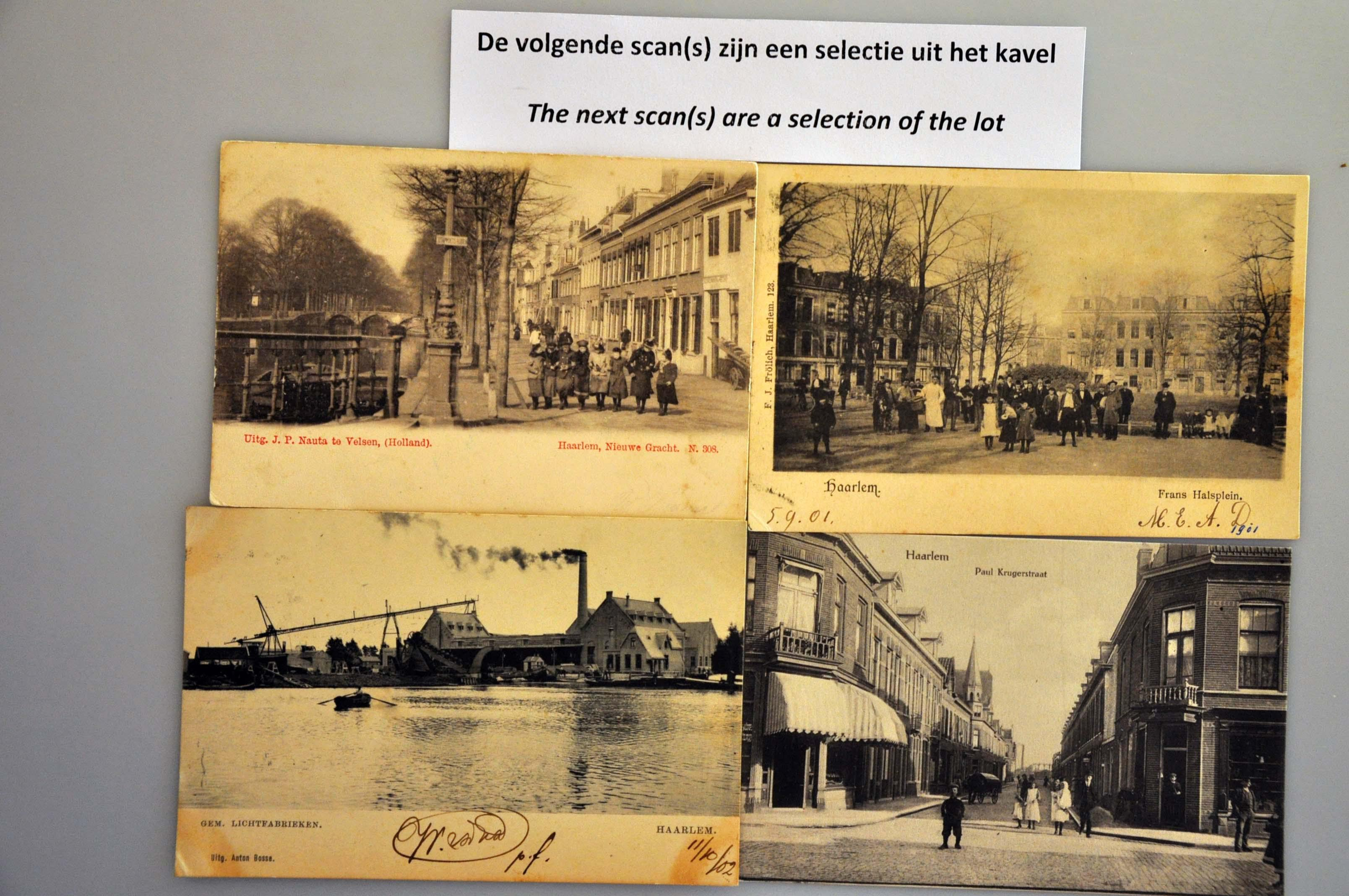 Lot 1840 - Netherlands and Former Territories NL Noord-Holland -  Corinphila veilingen Auction 234: Coins and picture postcard auction