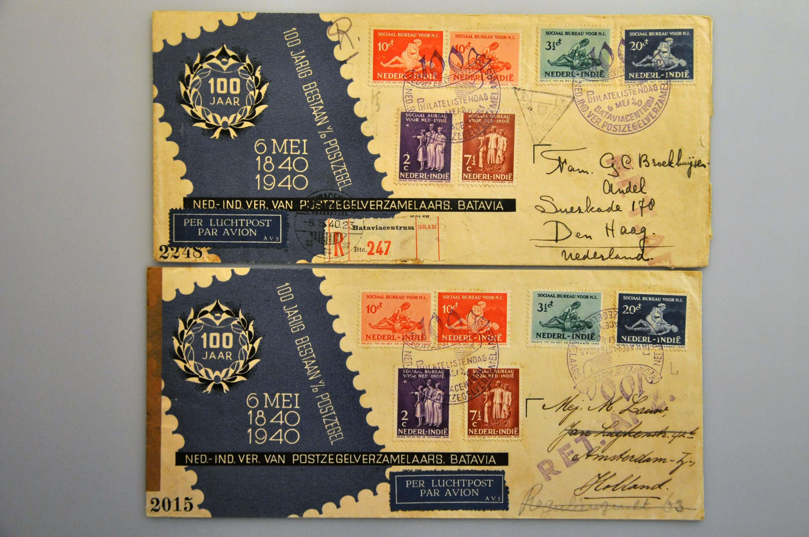 Lot 1074 - Topics and Miscellaneous world war II - Corinphila veilingen  Auction 235: Postal