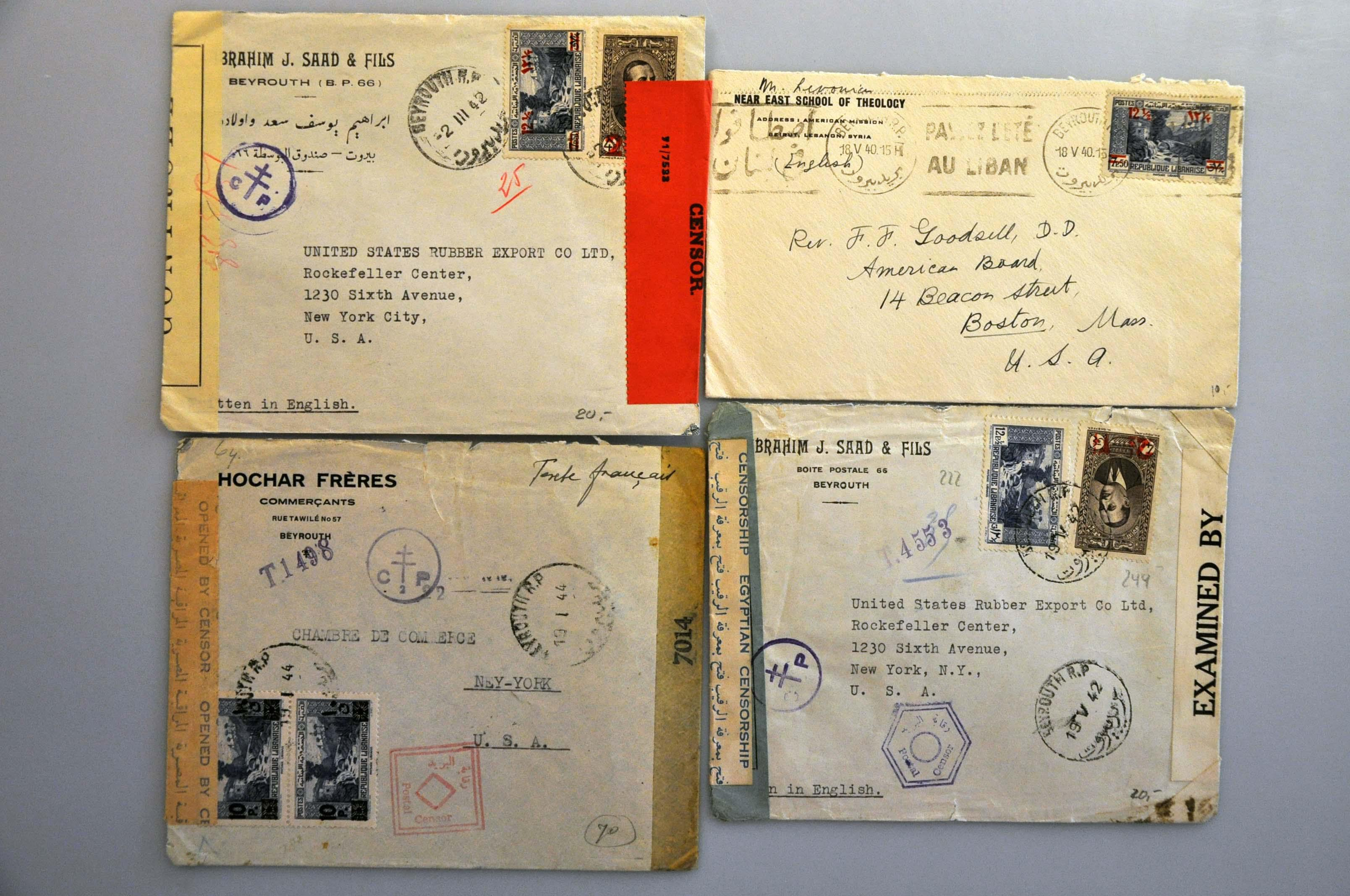 Lot 1161 - Topics and Miscellaneous world war II - Corinphila veilingen  Auction 235: Postal