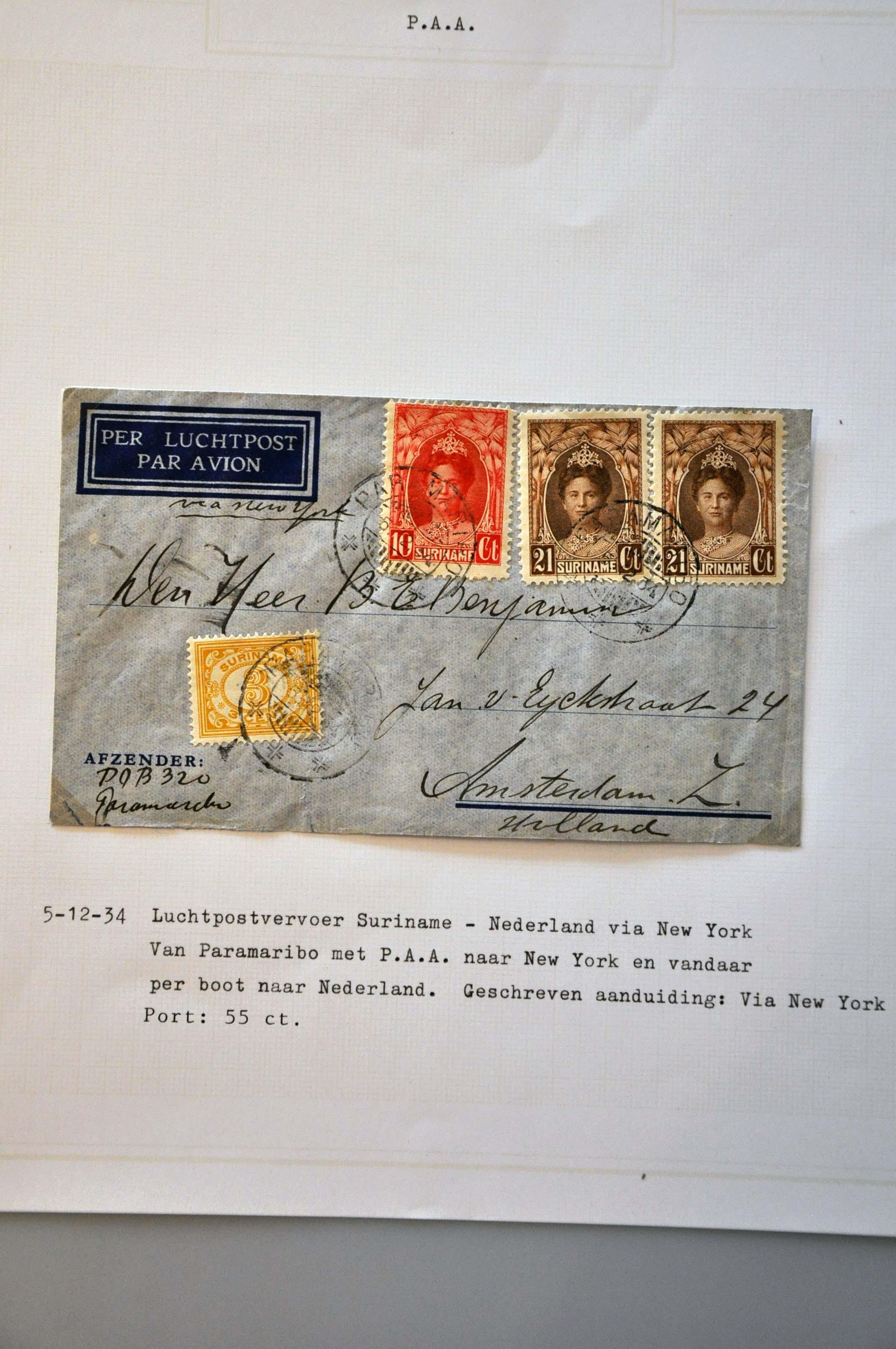 Stamp Auction - Outside Europa south america - Auction 237