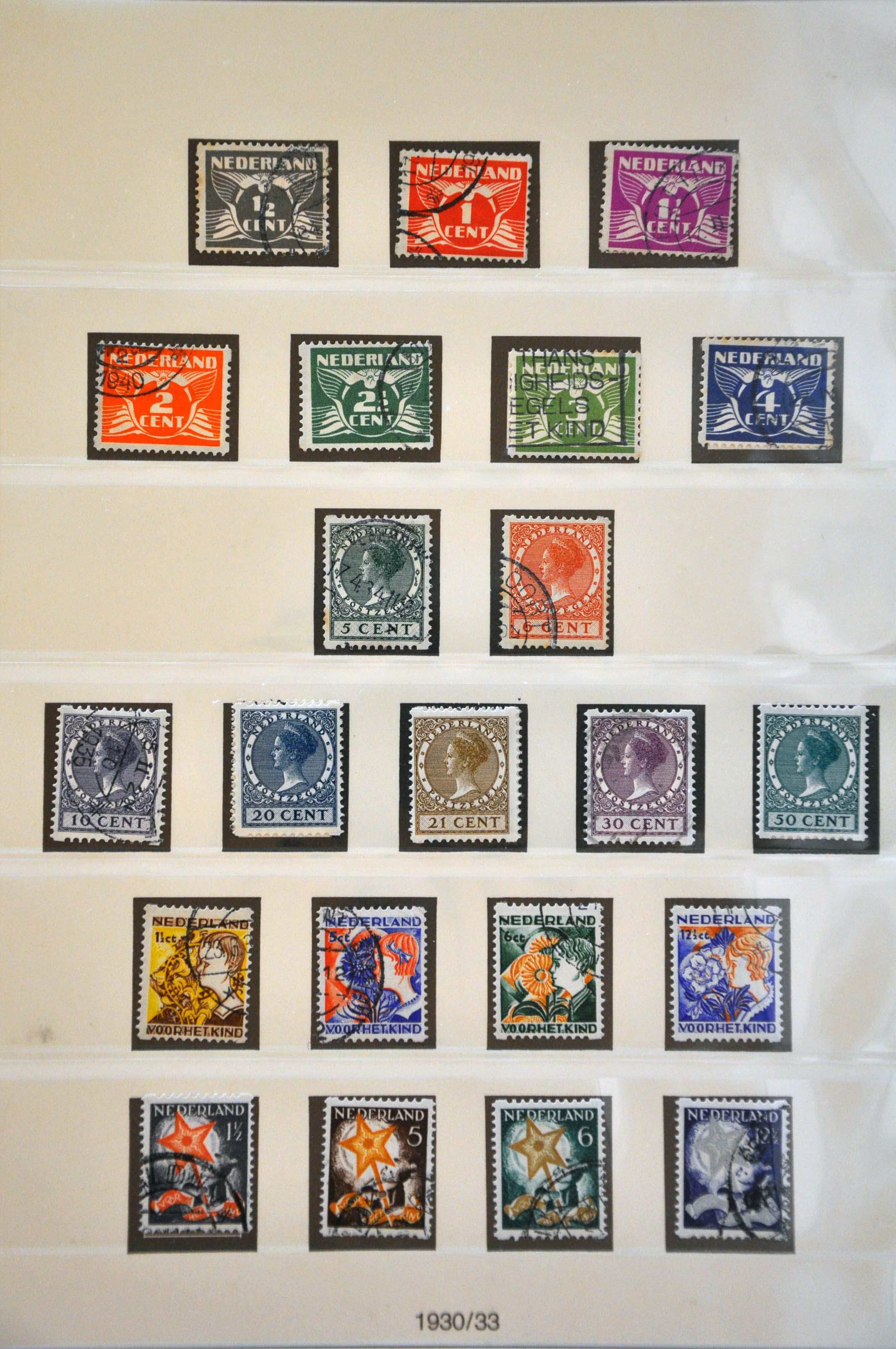 Lot 1469 - Netherlands and former colonies Netherlands -  Corinphila Veilingen Auction 239: General sale