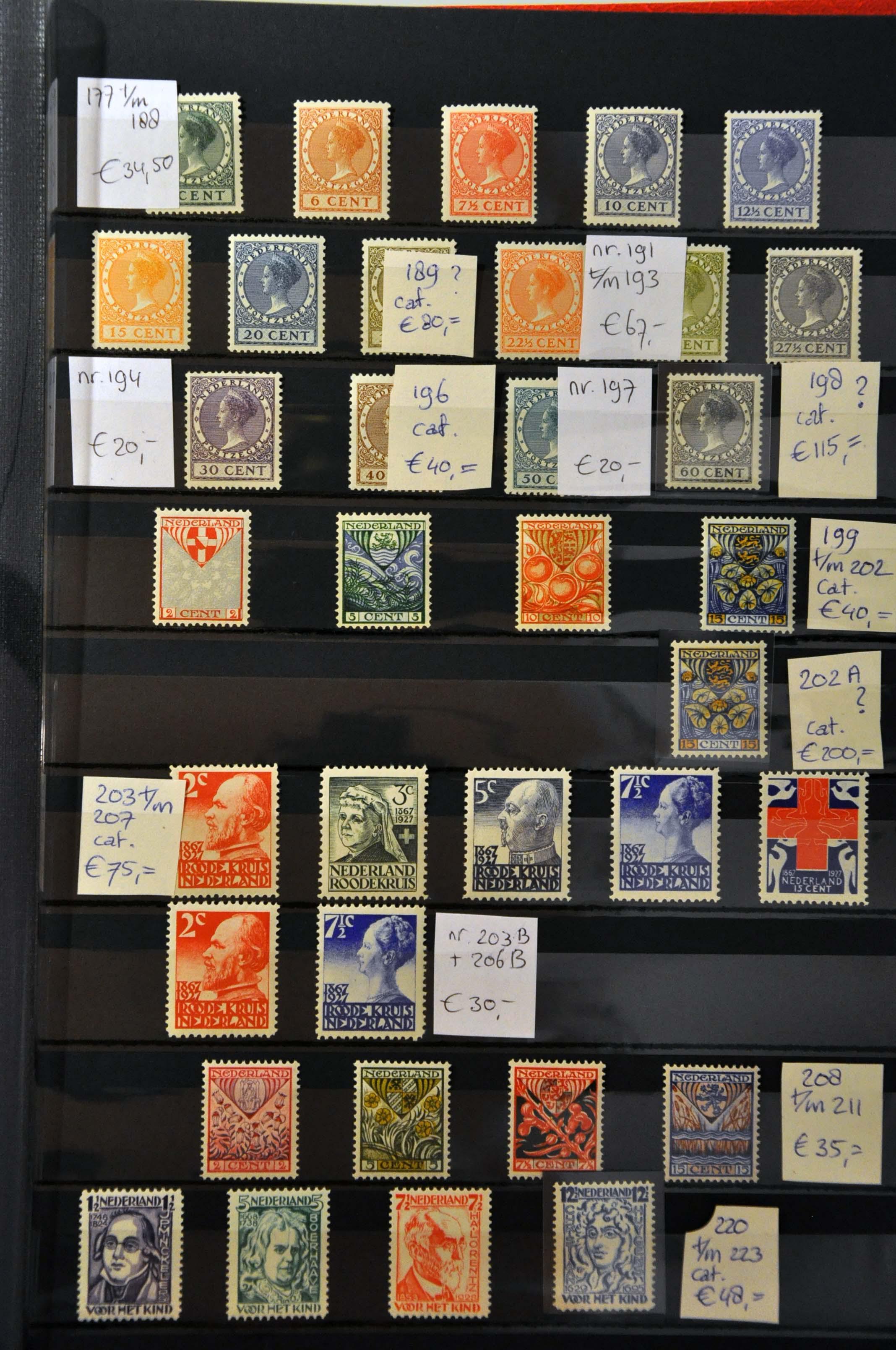 Lot 1471 - Netherlands and former colonies Netherlands -  Corinphila Veilingen Auction 239: General sale