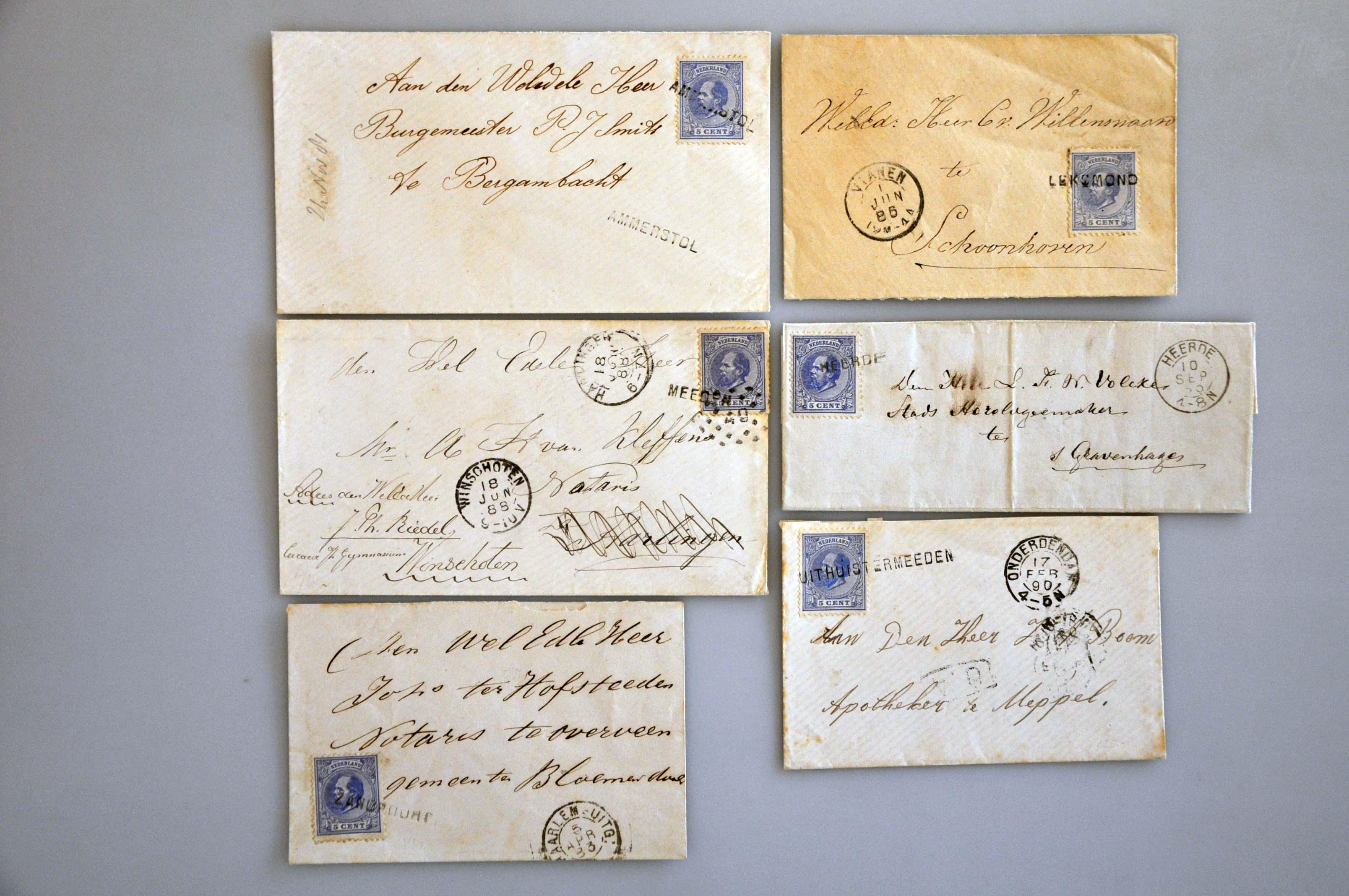 Lot 1455 - Netherlands and former colonies Netherlands -  Corinphila Veilingen Auction 239: General sale