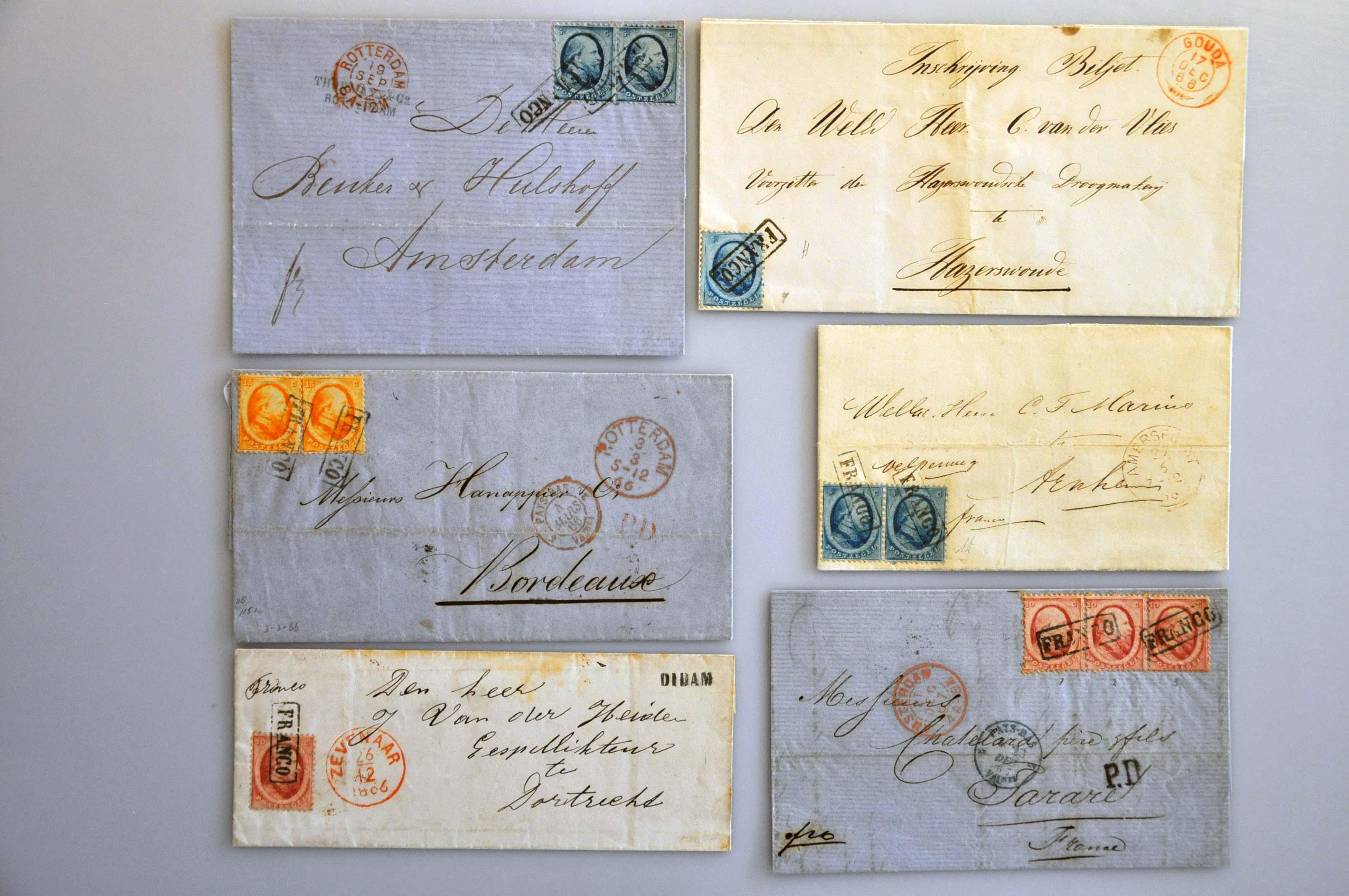 Lot 1474 - Netherlands and former colonies Netherlands -  Corinphila Veilingen Auction 239: General sale