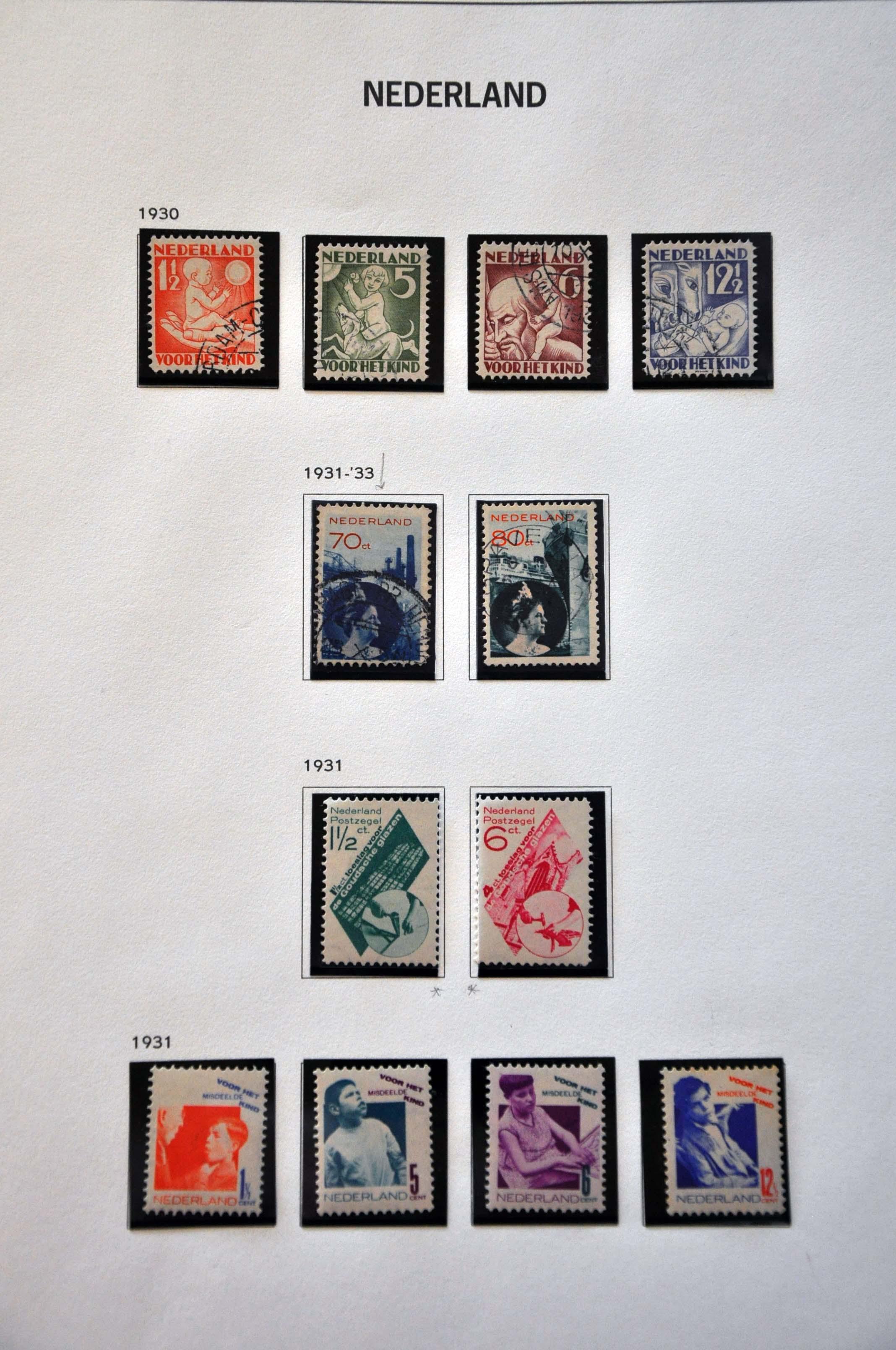 Lot 1457 - Netherlands and former colonies Netherlands -  Corinphila Veilingen Auction 239: General sale