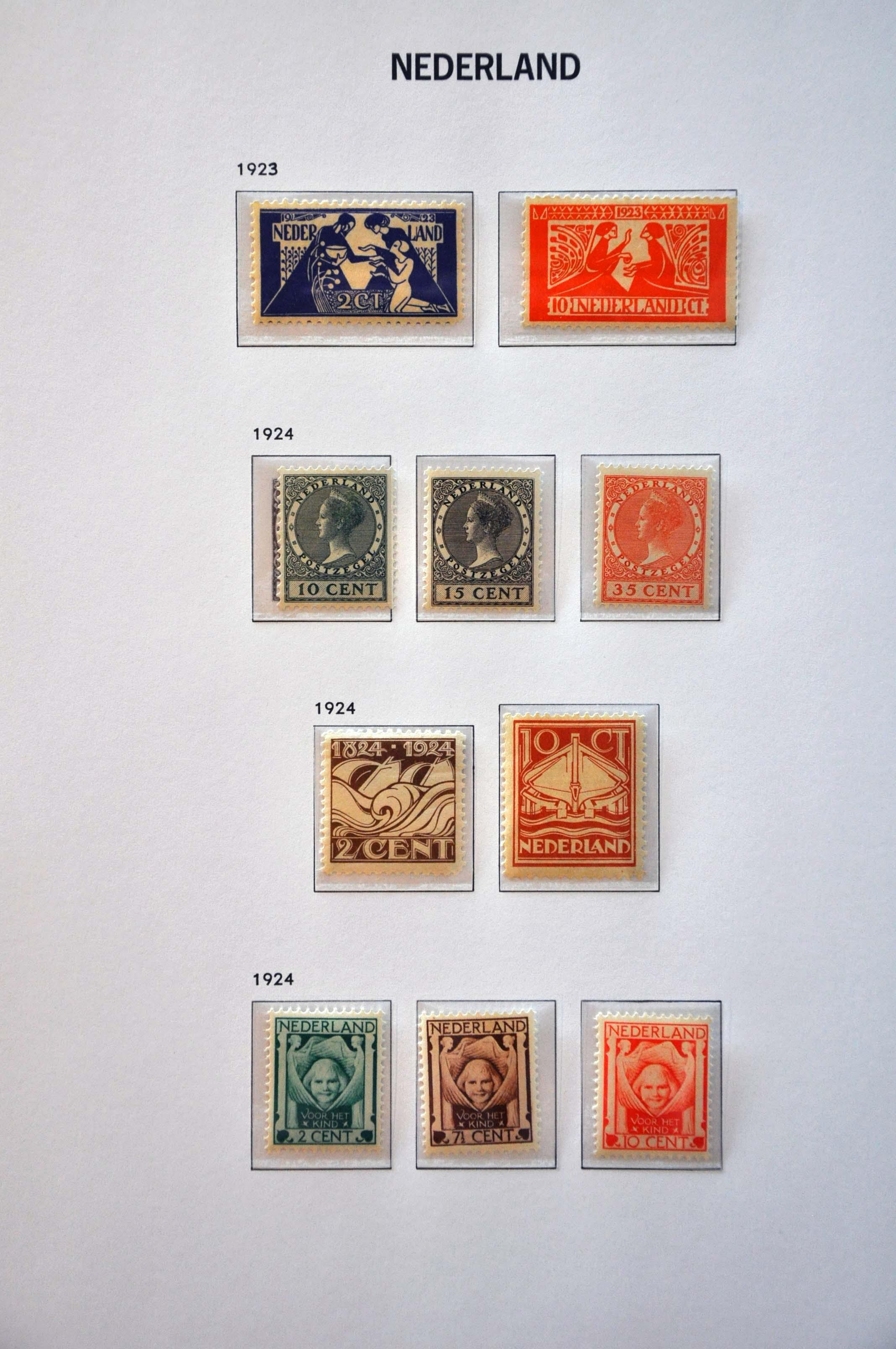Lot 1499 - Netherlands and former colonies Netherlands -  Corinphila Veilingen Auction 239: General sale