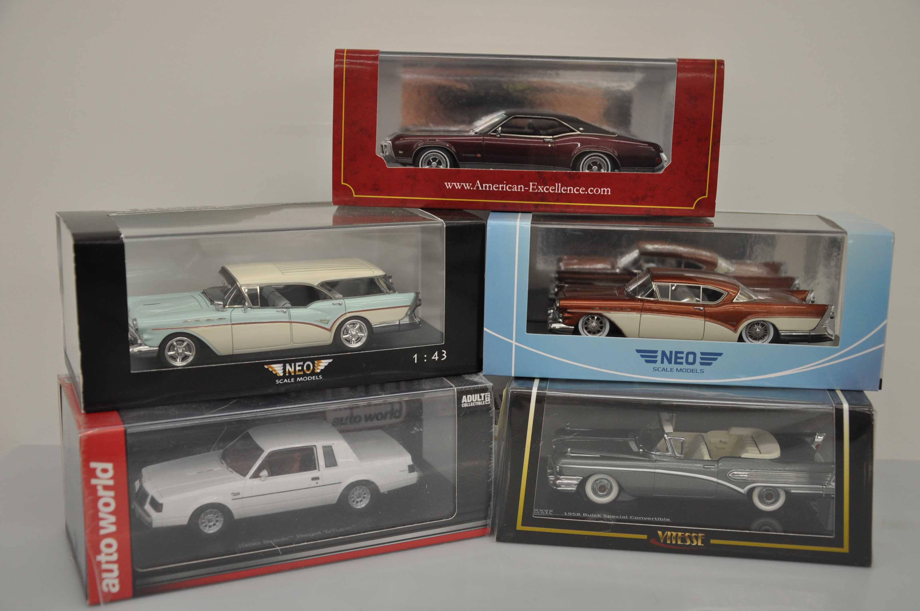 Lot 1116 - Auction 241 - Model Cars Auctions - Stamps, coins and