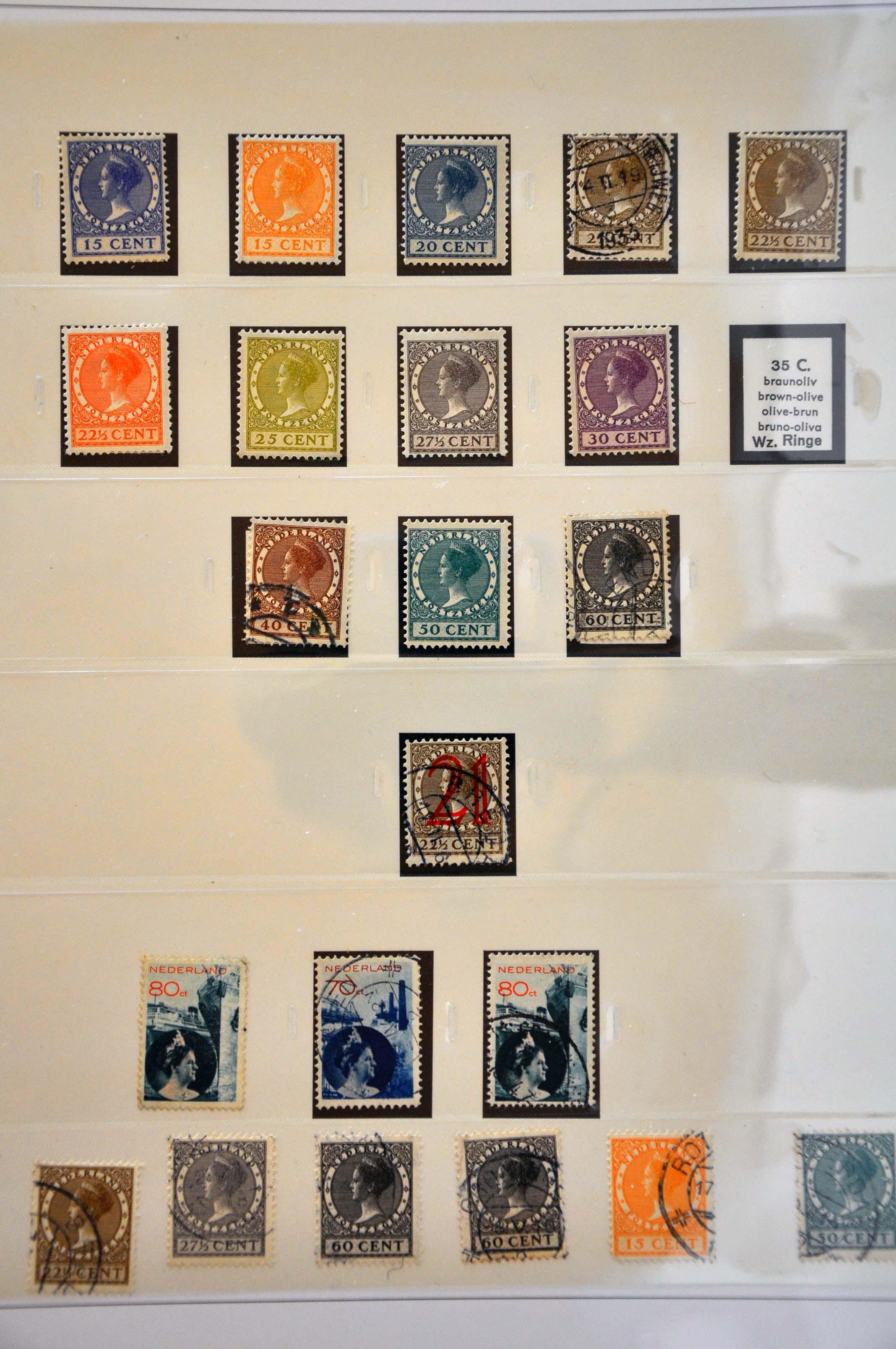 Lot 1788 - Netherlands and former colonies Netherlands -  Corinphila Veilingen Auction 242: General sale