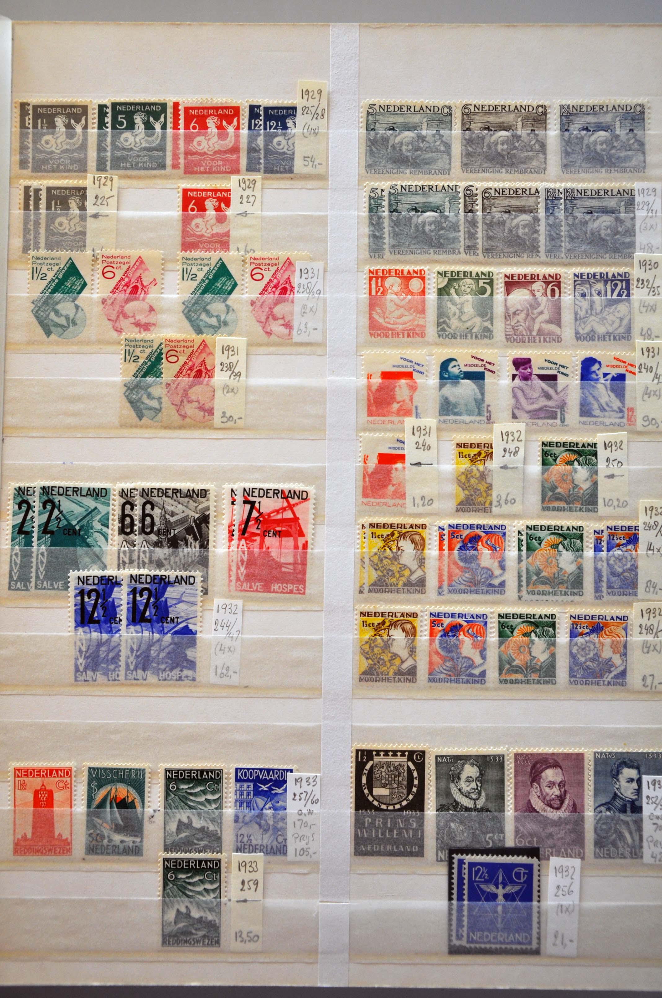 Lot 1720 - Netherlands and former colonies Netherlands -  Corinphila Veilingen Auction 242: General sale