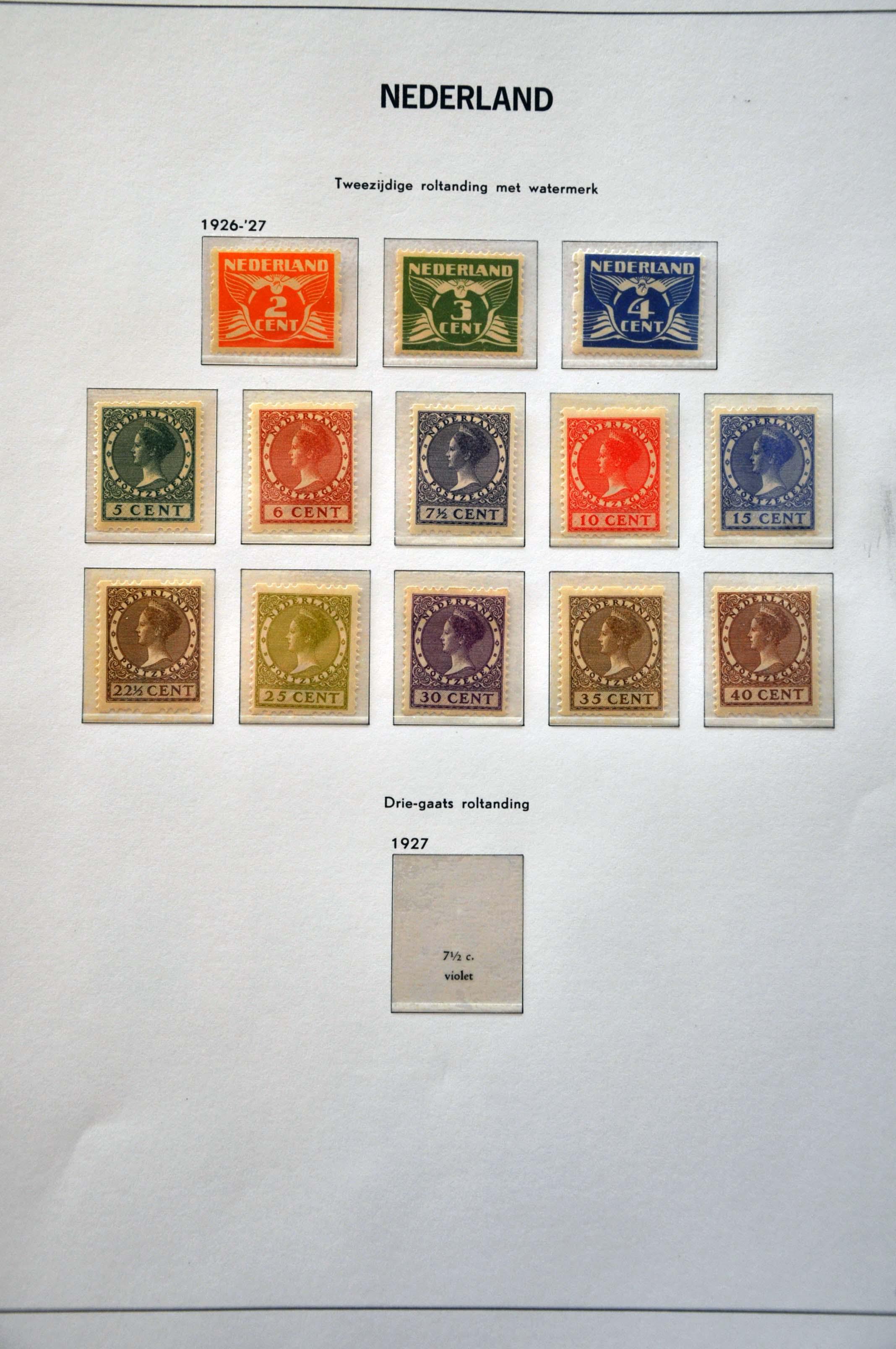Lot 1710 - Netherlands and former colonies Netherlands -  Corinphila Veilingen Auction 242: General sale