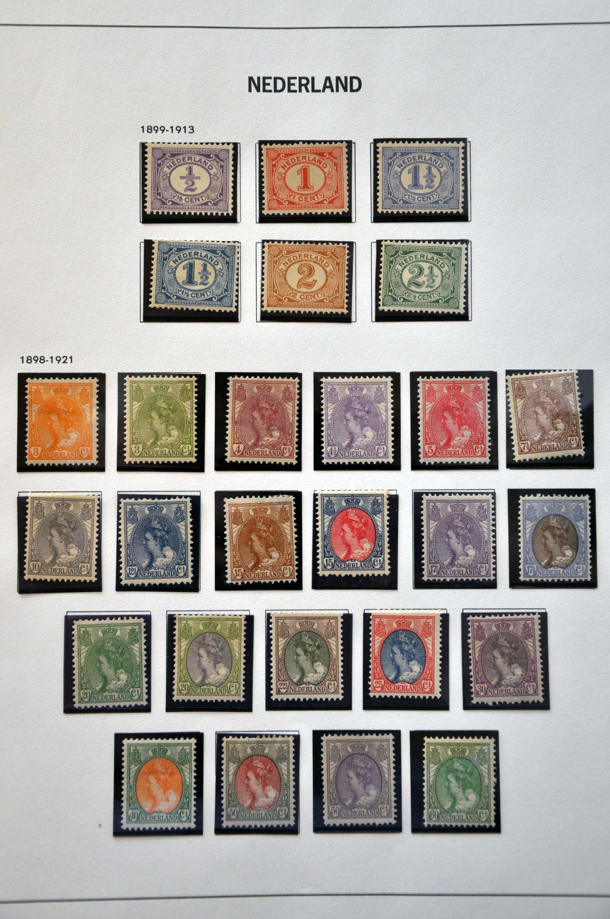 Lot 1721 - Netherlands and former colonies Netherlands -  Corinphila Veilingen Auction 242: General sale