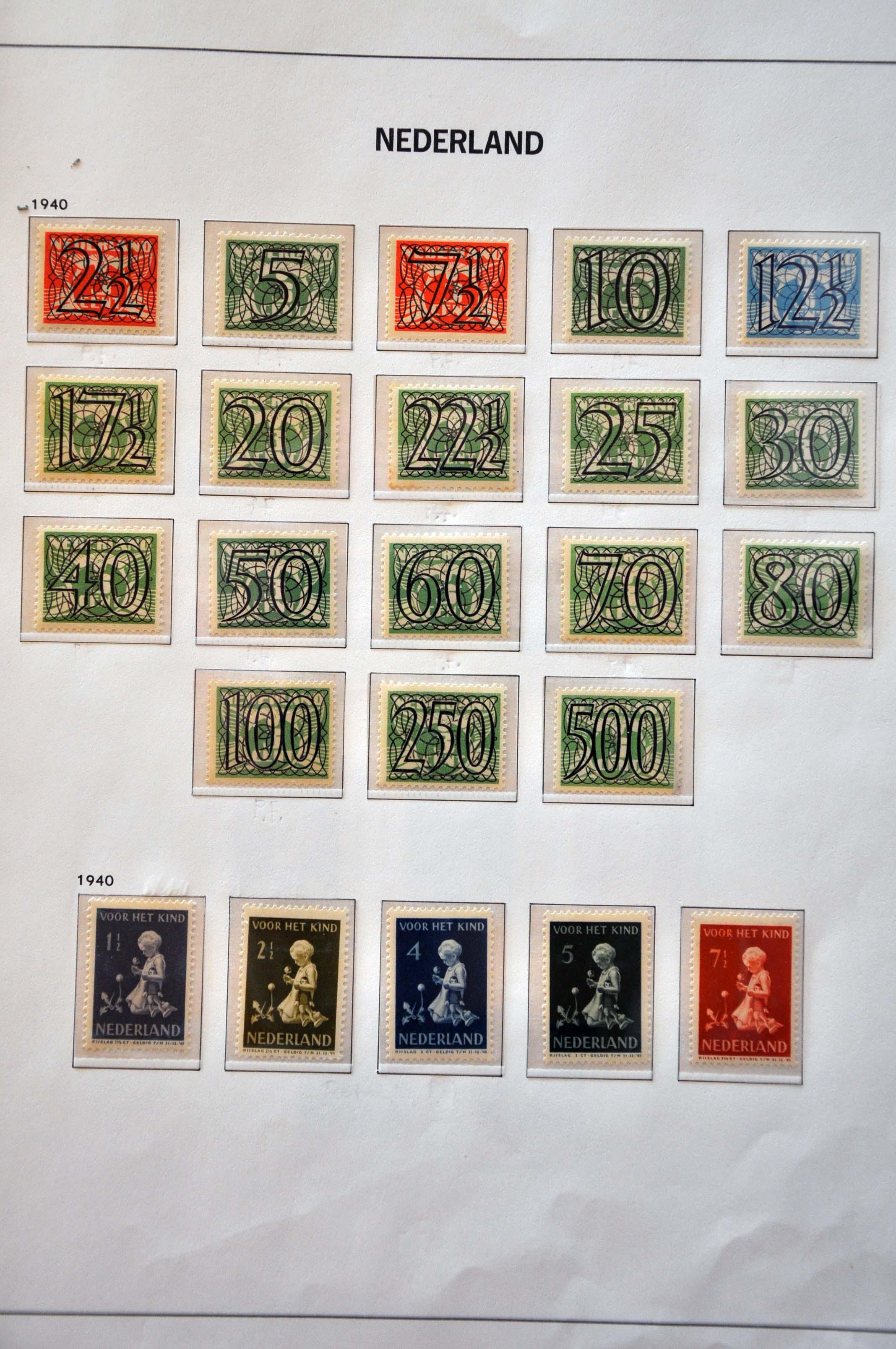 Lot 1734 - Netherlands and former colonies Netherlands -  Corinphila Veilingen Auction 242: General sale