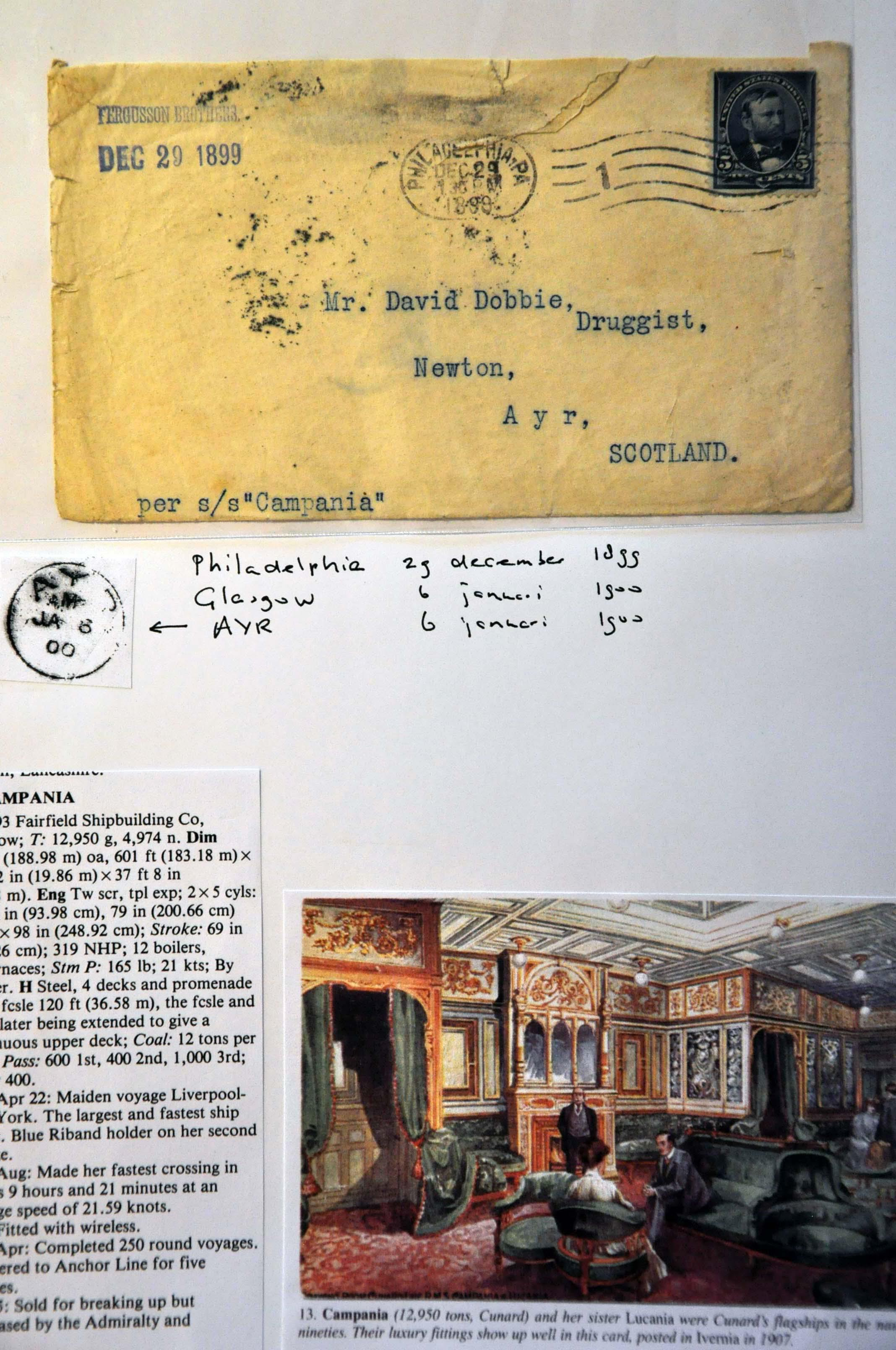 Lot 1011 - Outside Europa usa -  Corinphila Veilingen Auction 244 -Netherlands and former colonies, WW2 Postal History, Bosnia, German and British colonies, Egypt. - Day 1
