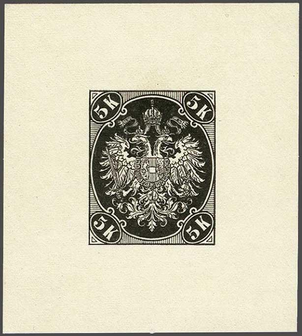 Lot 14 - Austria and former territories Bosnia and Herzegowina (Austrian) -  Corinphila Veilingen Auction 244 -Netherlands and former colonies, WW2 Postal History, Bosnia, German and British colonies, Egypt. - Day 1