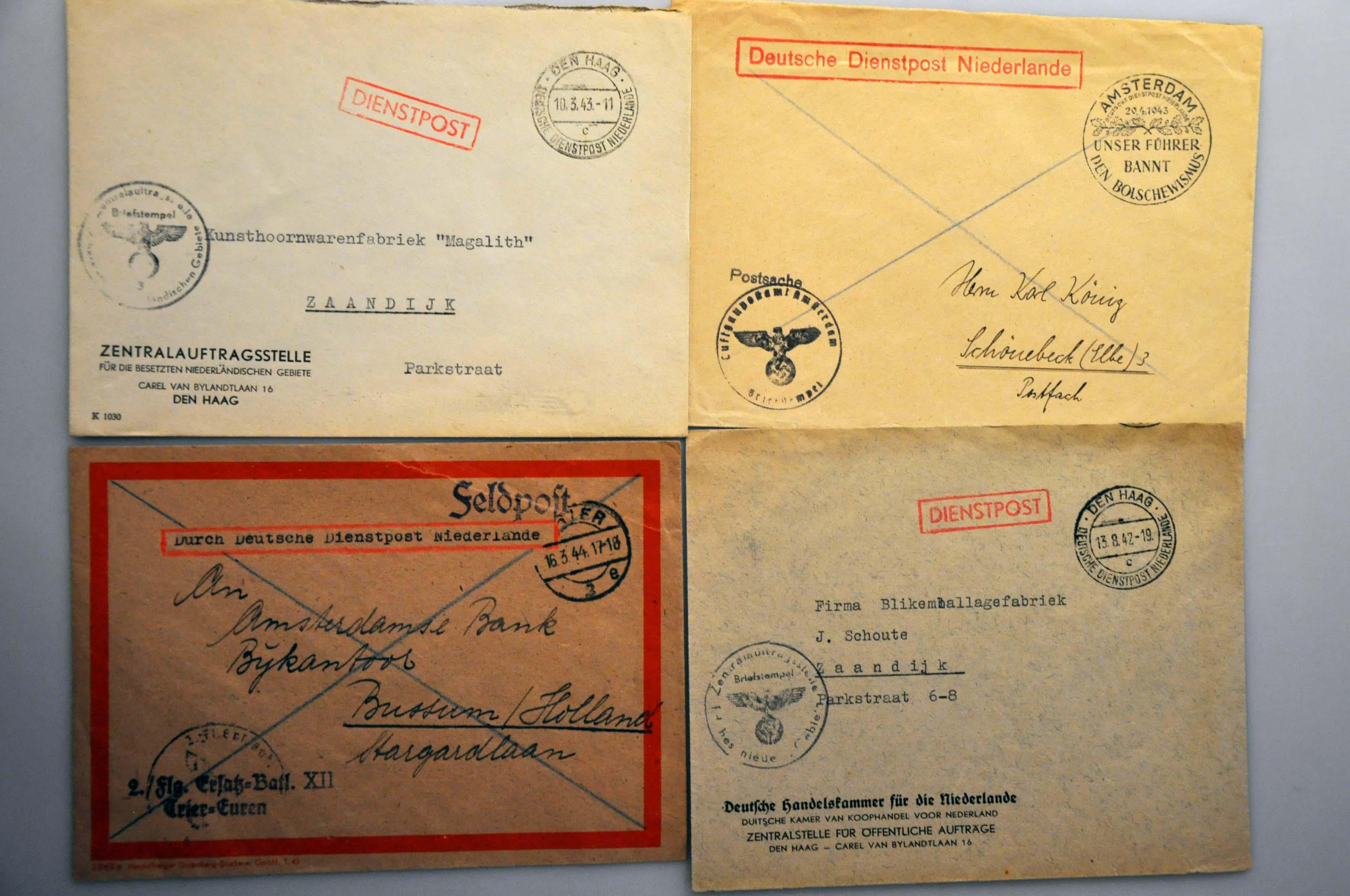Lot 2339 - Netherlands and former colonies Netherlands -  Corinphila Veilingen Auction 244 -Netherlands and former colonies, WW2 Postal History, Bosnia, German and British colonies, Egypt. - Day 2