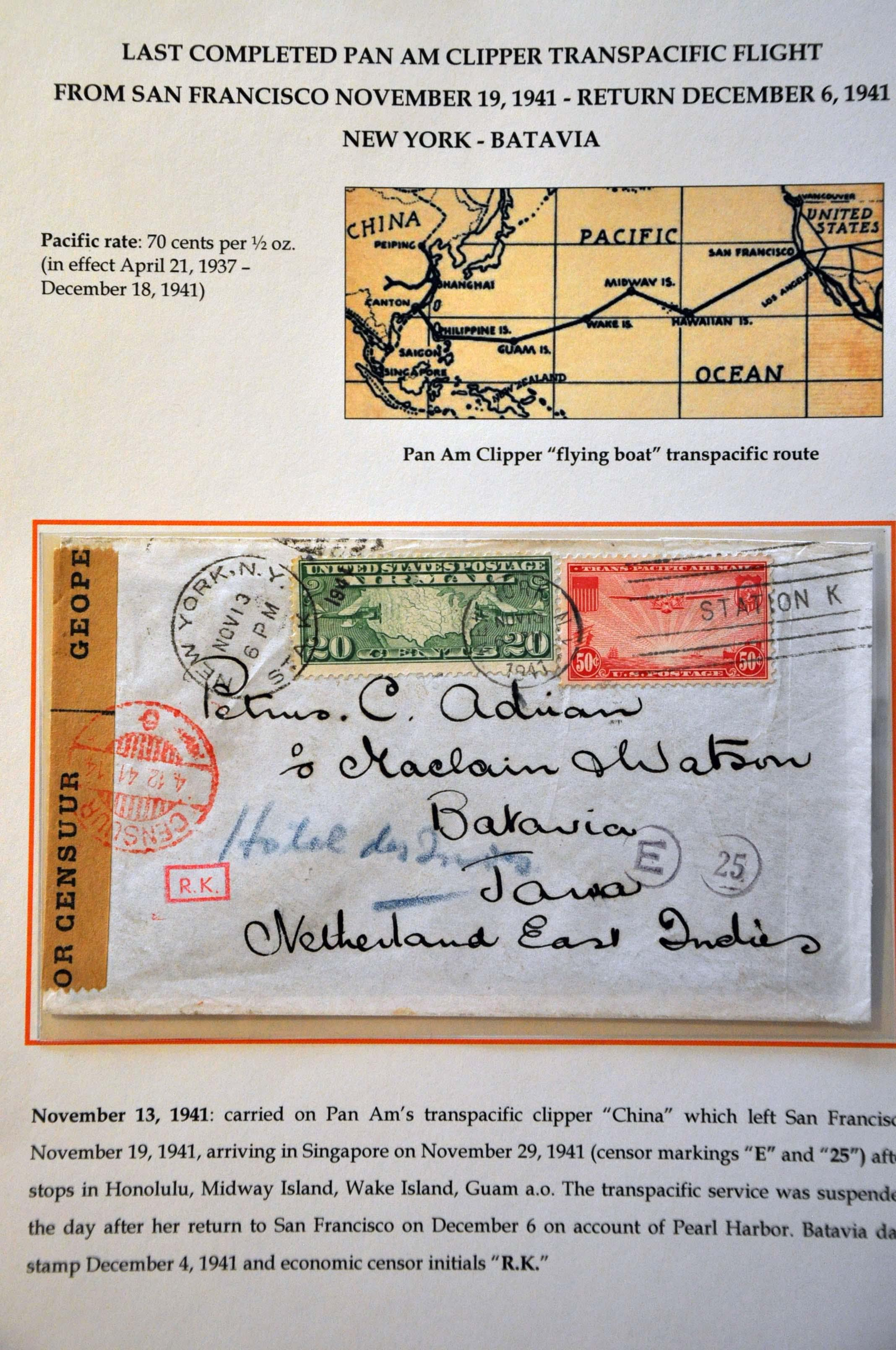 Lot 2823 - Netherlands and former colonies Netherlands -  Corinphila Veilingen Auction 244 -Netherlands and former colonies, WW2 Postal History, Bosnia, German and British colonies, Egypt. - Day 3