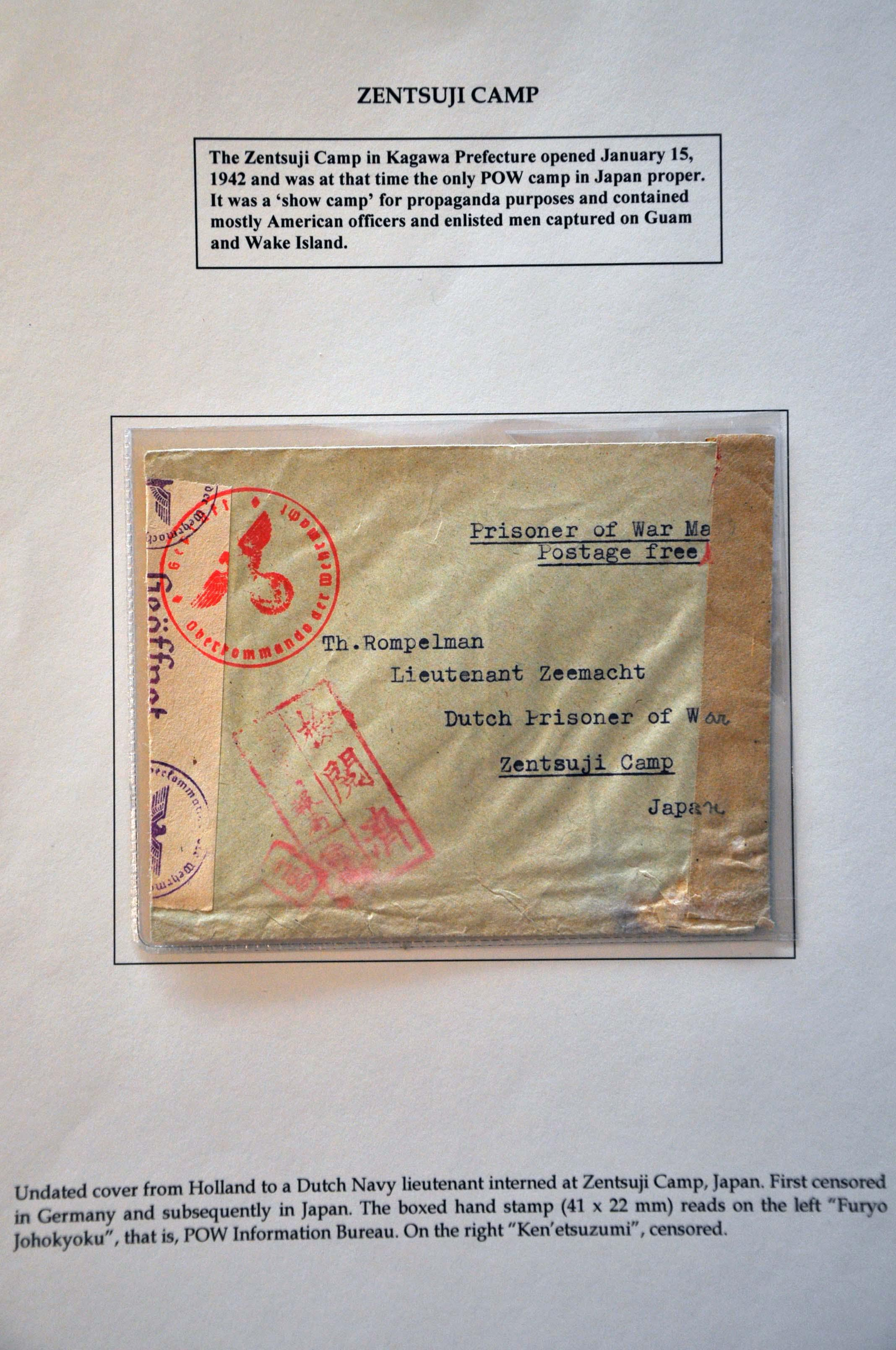 Lot 2805 - Netherlands and former colonies Netherlands -  Corinphila Veilingen Auction 244 -Netherlands and former colonies, WW2 Postal History, Bosnia, German and British colonies, Egypt. - Day 3