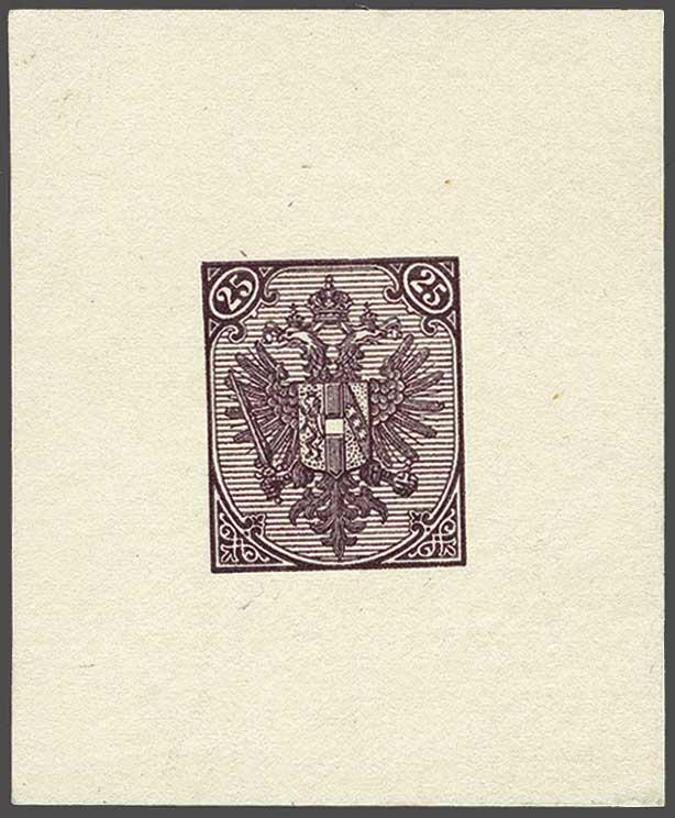 Lot 8 - Austria and former territories Bosnia and Herzegowina (Austrian) -  Corinphila Veilingen Auction 244 -Netherlands and former colonies, WW2 Postal History, Bosnia, German and British colonies, Egypt. - Day 1