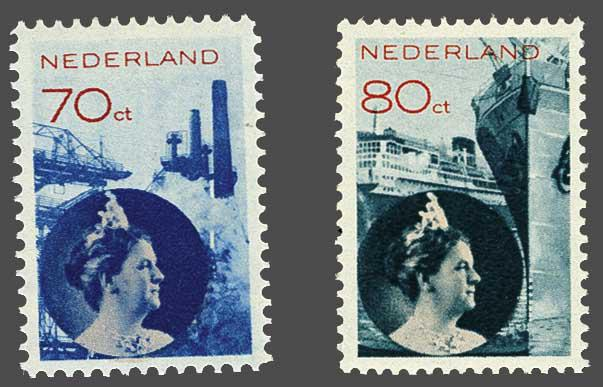 Lot 1877 - Netherlands and former colonies Netherlands -  Corinphila Veilingen Auction 245-246 Day 3 - Netherlands and former colonies - Single lots, Collections and lots, Boxes and literature