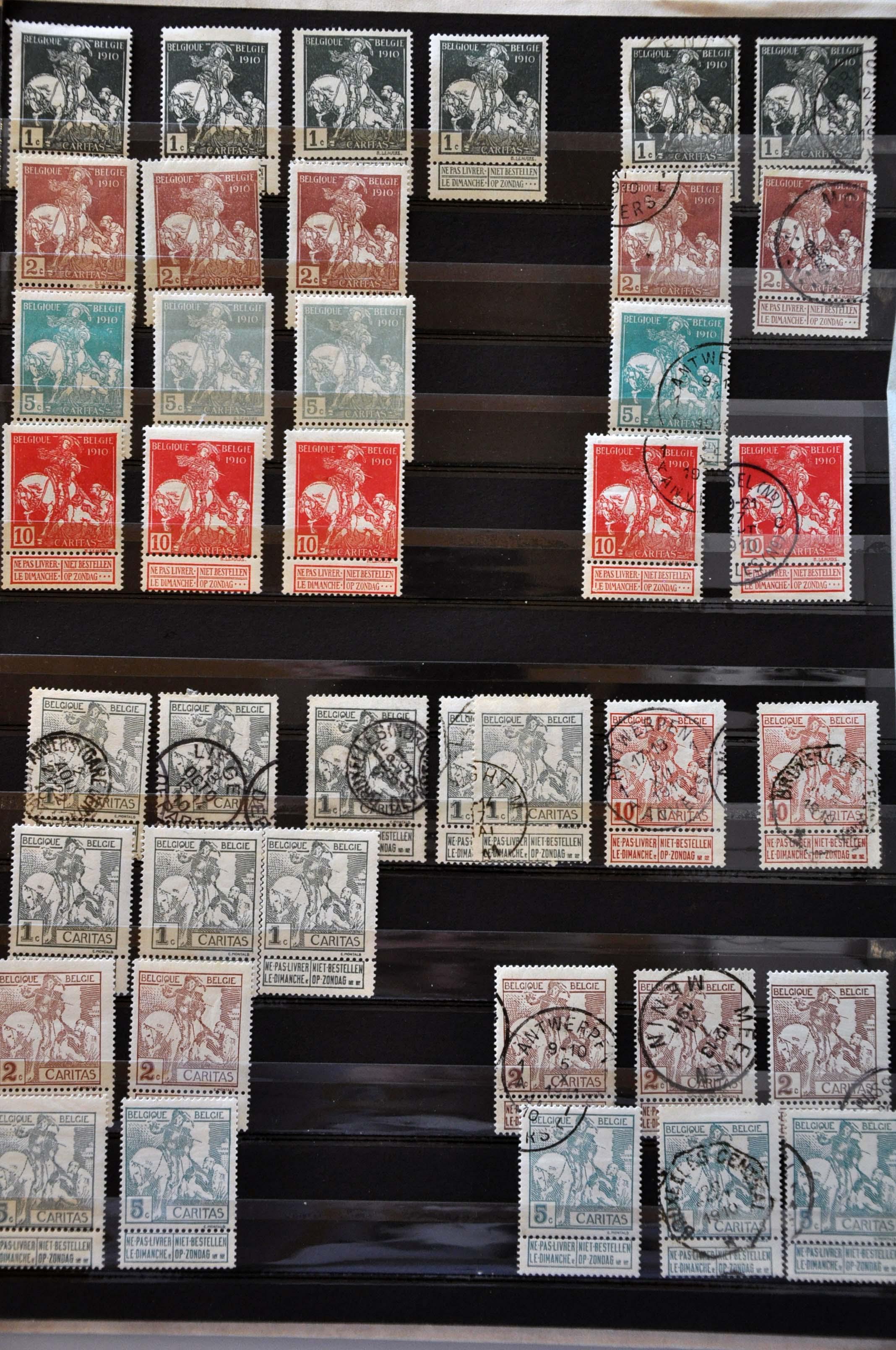 Lot 1432 - European Countries West European Countries -  Corinphila Veilingen Auction 245-246 Day 2 - Foreign countries - Collections and lots, Foreign countries - Boxes and literature