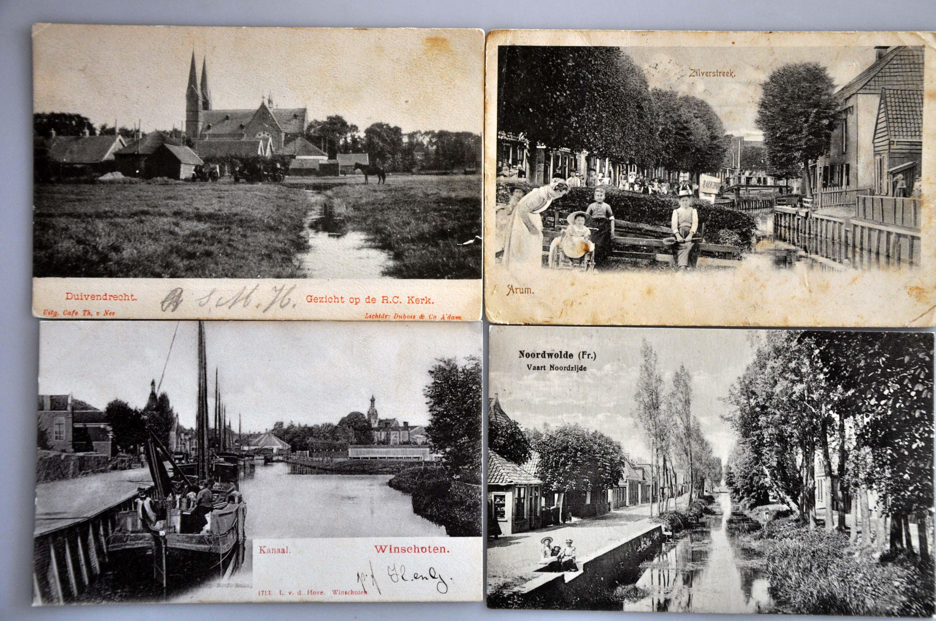 Lot 3004 - Netherlands and former colonies Netherlands -  Corinphila Veilingen Auction 245-246 Day 1 - Nepal - The Dick van der Wateren Collection, Foreign countries - Single lots, Picture postcards