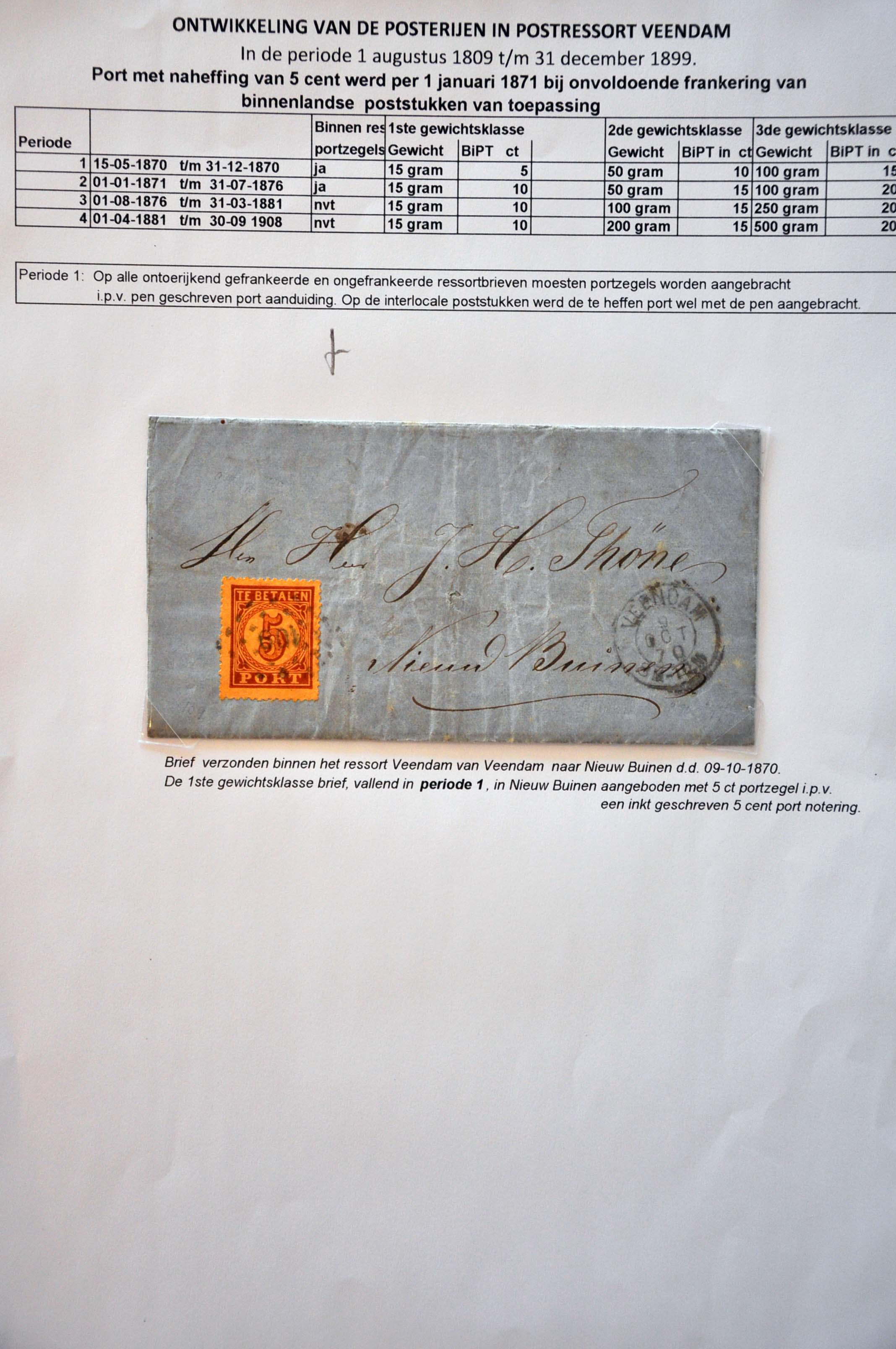 Lot 2549 - Netherlands and former colonies Netherlands -  Corinphila Veilingen Auction 245-246 Day 3 - Netherlands and former colonies - Single lots, Collections and lots, Boxes and literature