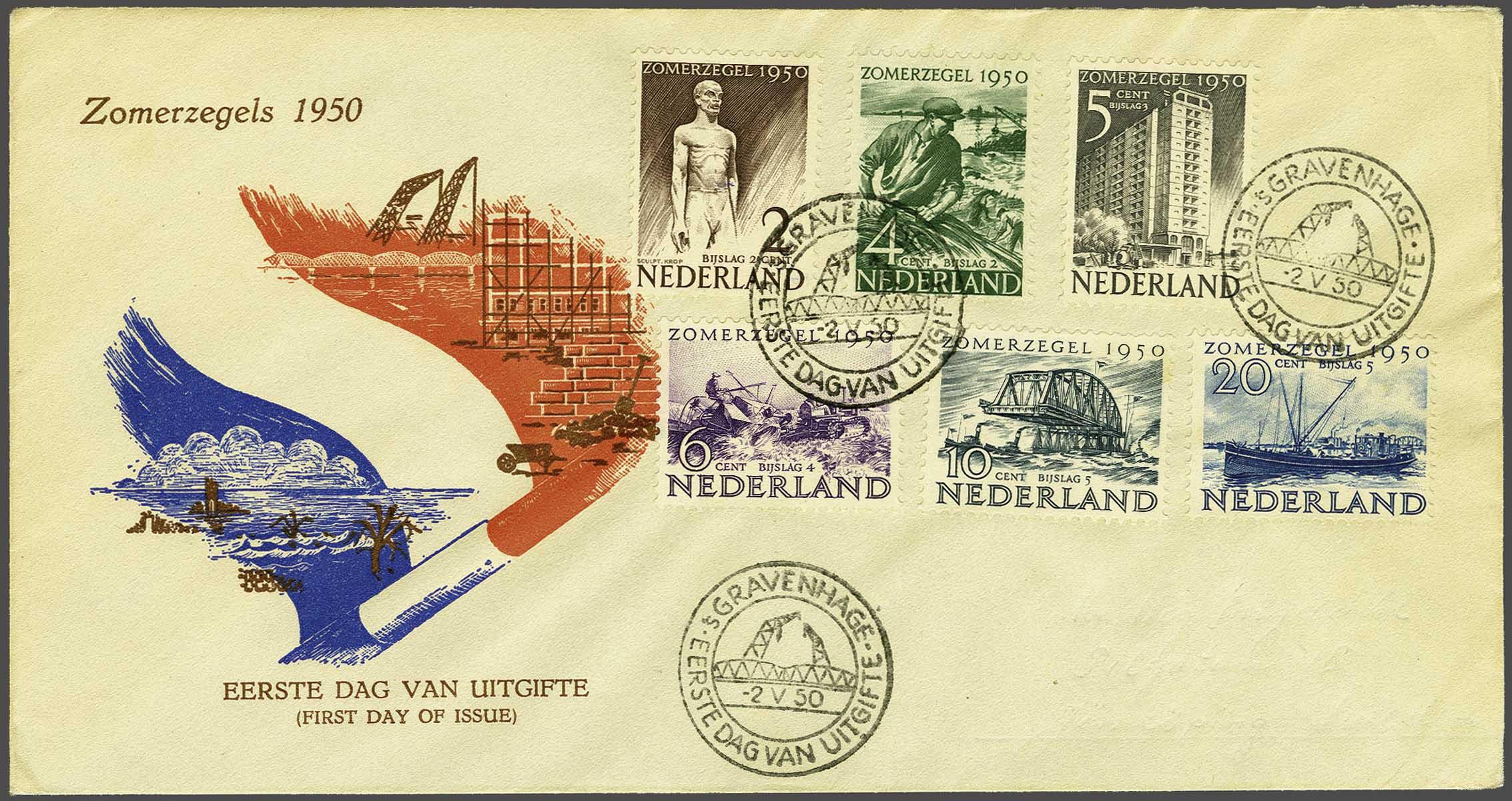 Lot 1908 - Netherlands and former colonies Netherlands -  Corinphila Veilingen Auction 245-246 Day 3 - Netherlands and former colonies - Single lots, Collections and lots, Boxes and literature