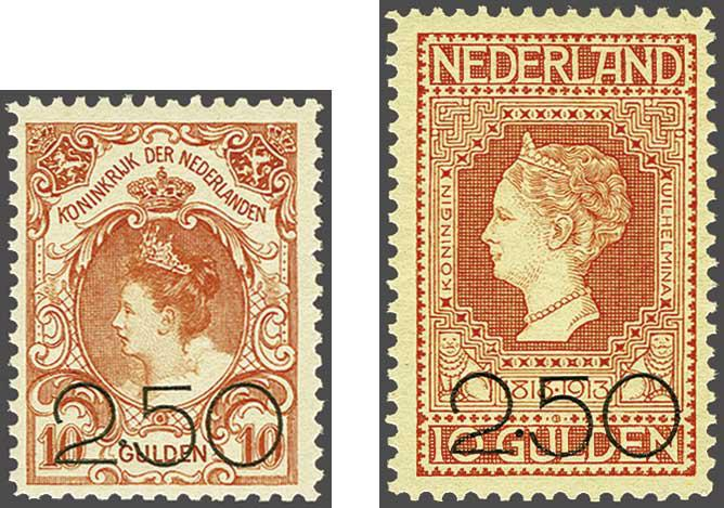 Lot 1848 - Netherlands and former colonies Netherlands -  Corinphila Veilingen Auction 245-246 Day 3 - Netherlands and former colonies - Single lots, Collections and lots, Boxes and literature