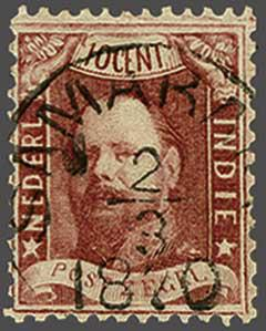 Lot 2042 - Netherlands and former colonies Netherlands Indies -  Corinphila Veilingen Auction 245-246 Day 3 - Netherlands and former colonies - Single lots, Collections and lots, Boxes and literature