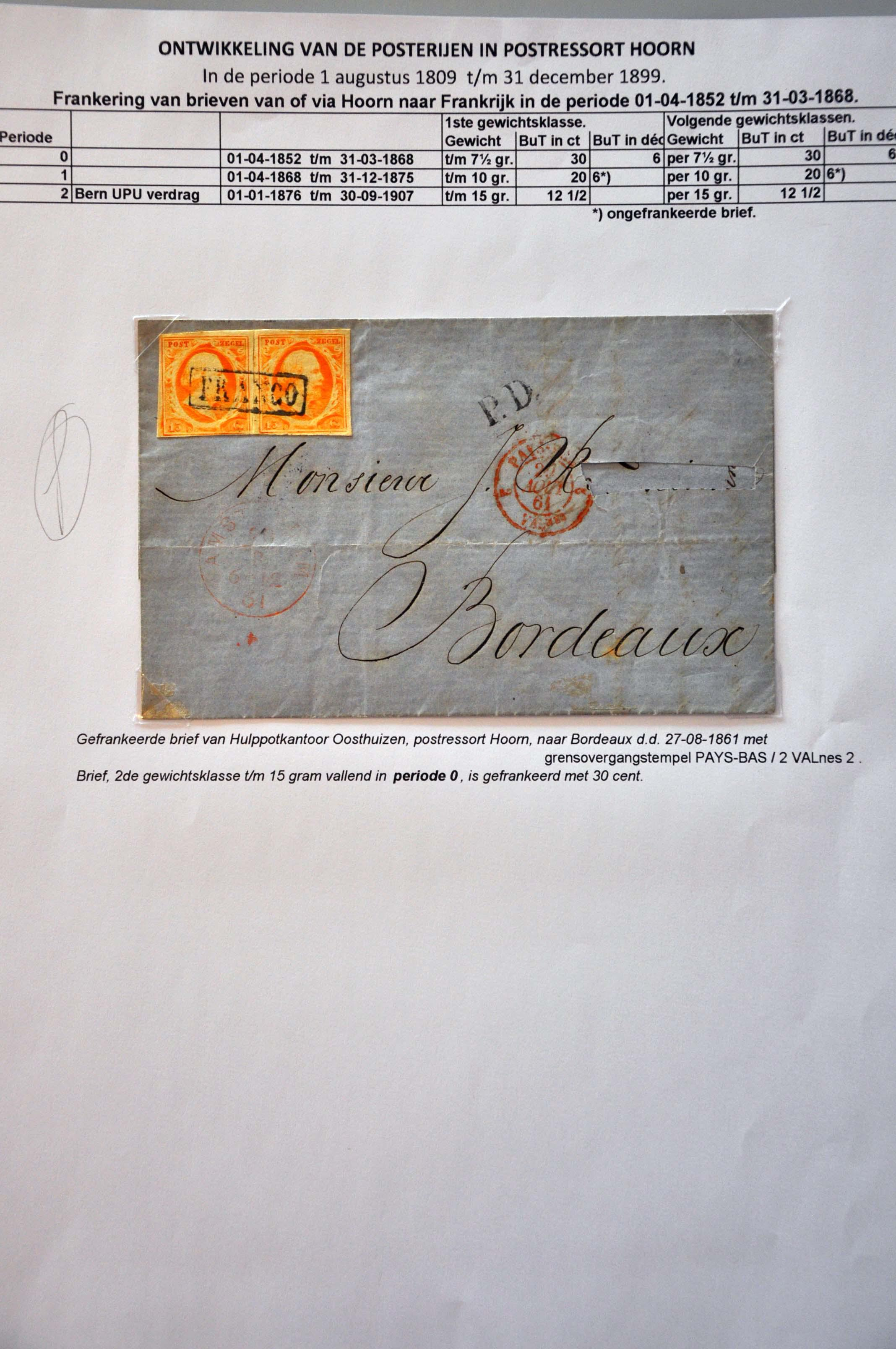 Lot 2575 - Netherlands and former colonies Netherlands -  Corinphila Veilingen Auction 245-246 Day 3 - Netherlands and former colonies - Single lots, Collections and lots, Boxes and literature