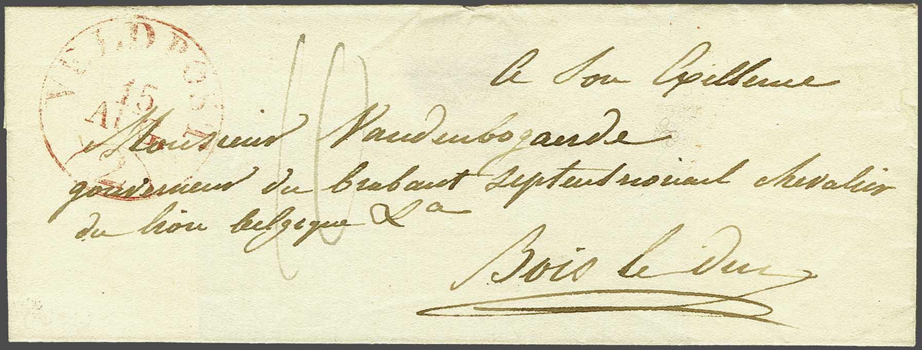 Lot 1709 - Netherlands and former colonies Netherlands -  Corinphila Veilingen Auction 245-246 Day 3 - Netherlands and former colonies - Single lots, Collections and lots, Boxes and literature