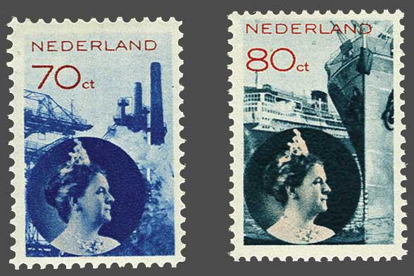 Lot 1878 - Netherlands and former colonies Netherlands -  Corinphila Veilingen Auction 245-246 Day 3 - Netherlands and former colonies - Single lots, Collections and lots, Boxes and literature