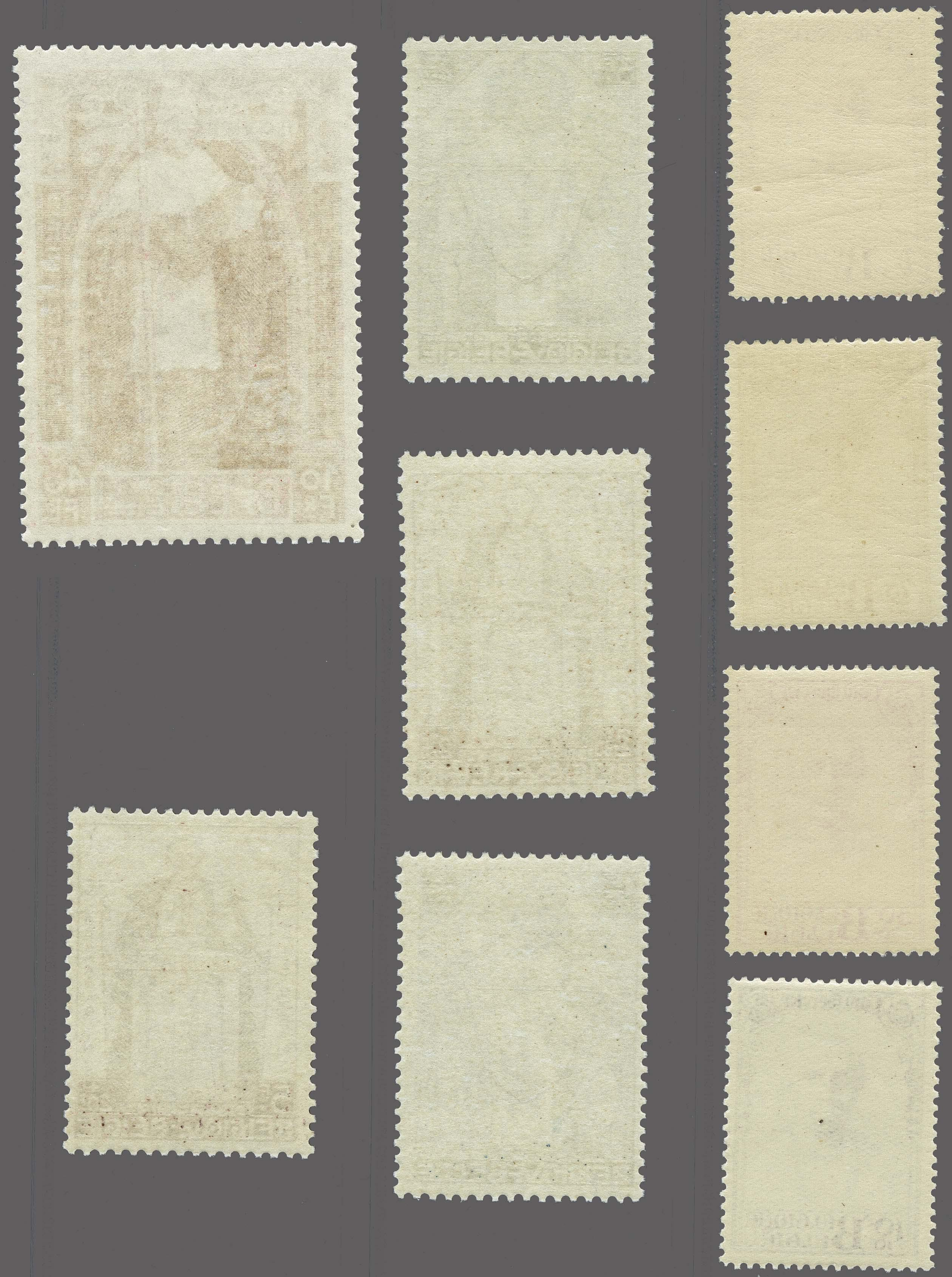 Lot 15 - Belgium and former colonies Belgium -  Corinphila Veilingen Auction 250-253 - Day 1 - Foreign countries