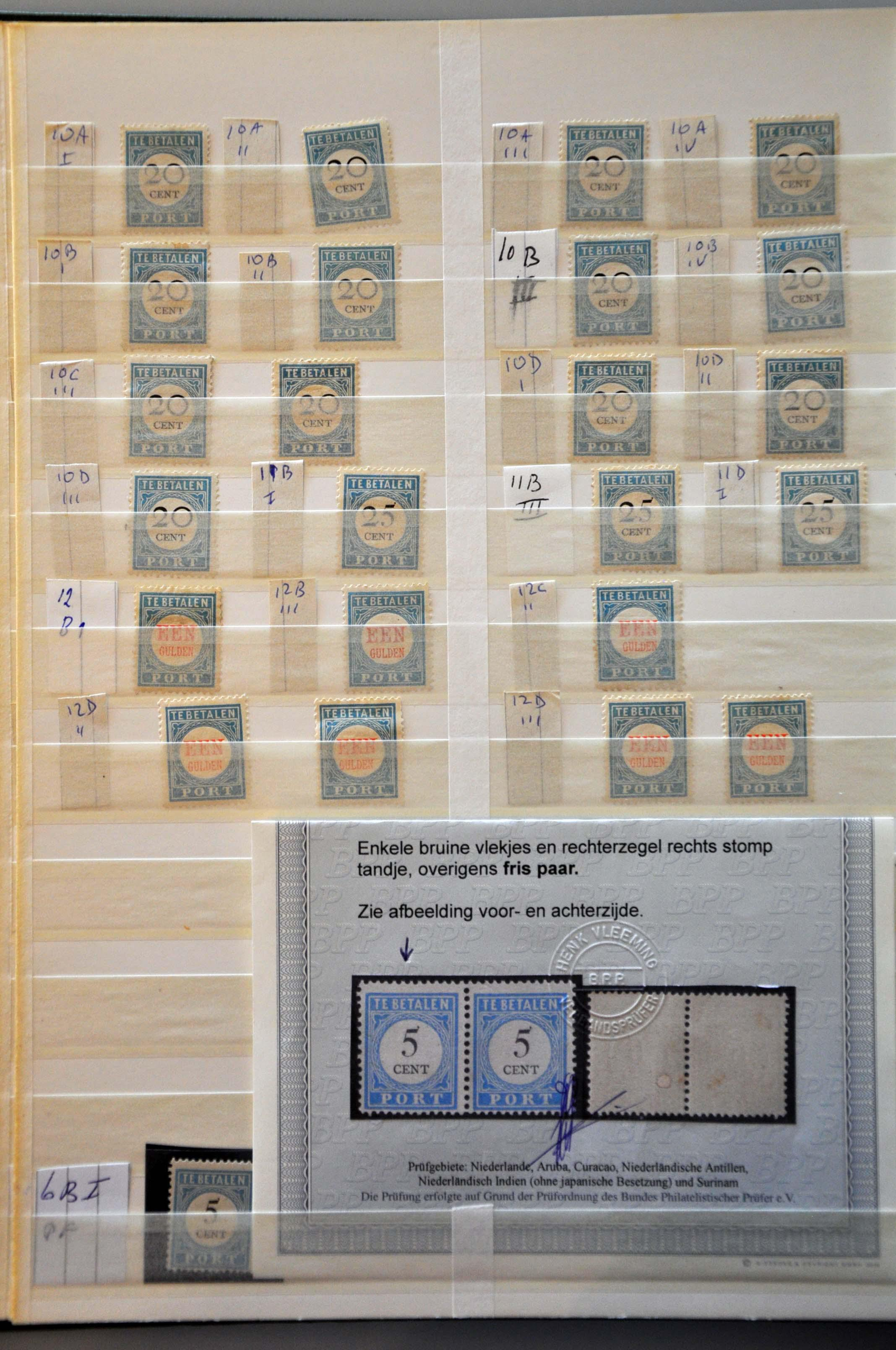 Lot 1600 - Netherlands and former colonies Netherlands -  Corinphila Veilingen Auction 250-253 - Day 2 - Coins, medals, Netherlands and former colonies