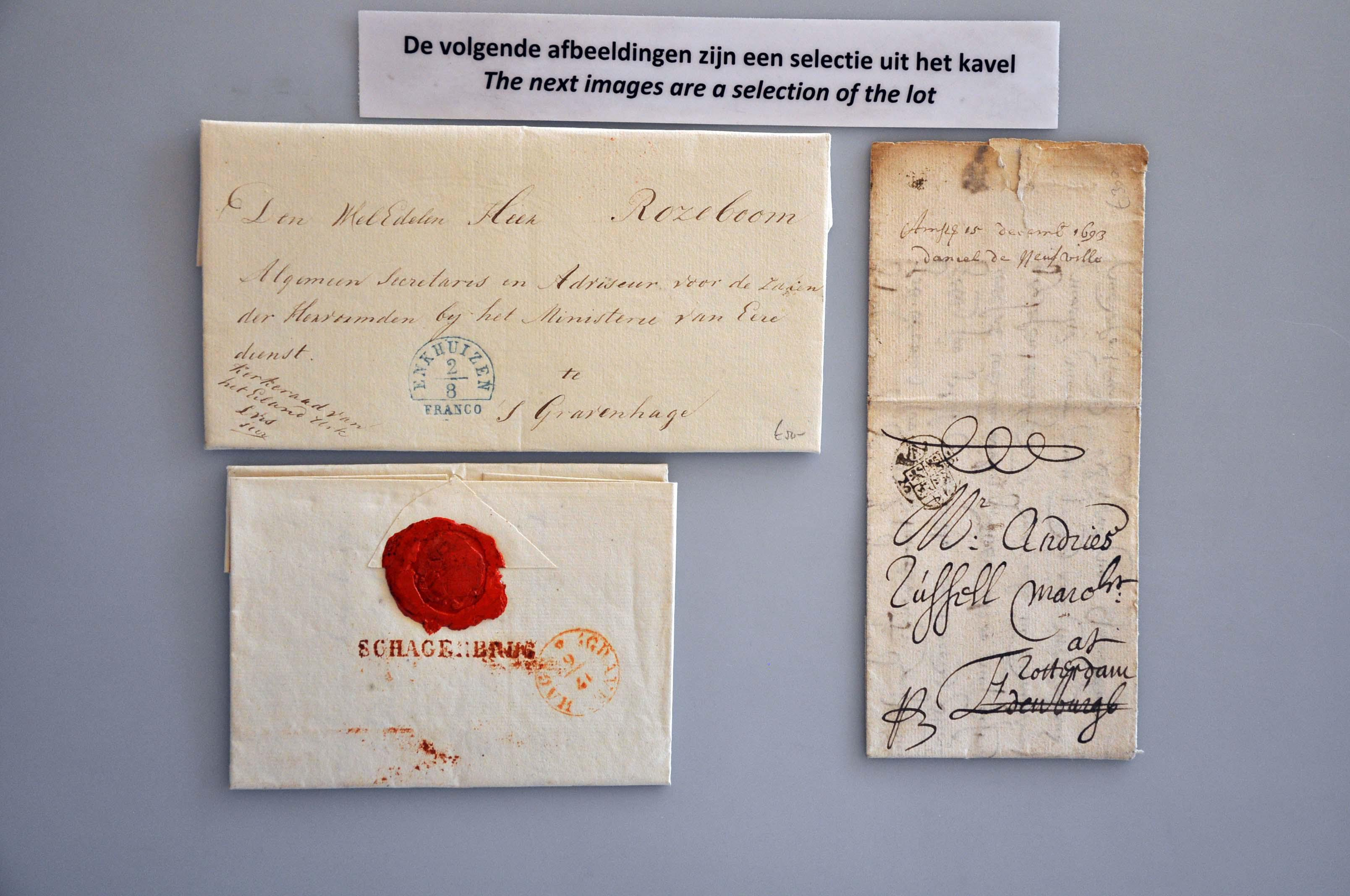 Lot 1631 - Netherlands and former colonies Netherlands -  Corinphila Veilingen Auction 250-253 - Day 2 - Coins, medals, Netherlands and former colonies