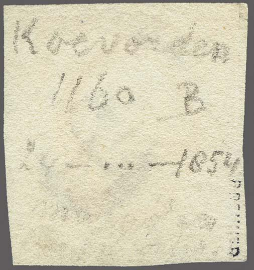 Lot 2502 - Netherlands and former colonies NL Semi-circular Cancellation -  Corinphila Veilingen Auction 250-253 - Day 3 - Netherlands and former colonies - Single lots & Picture postcards
