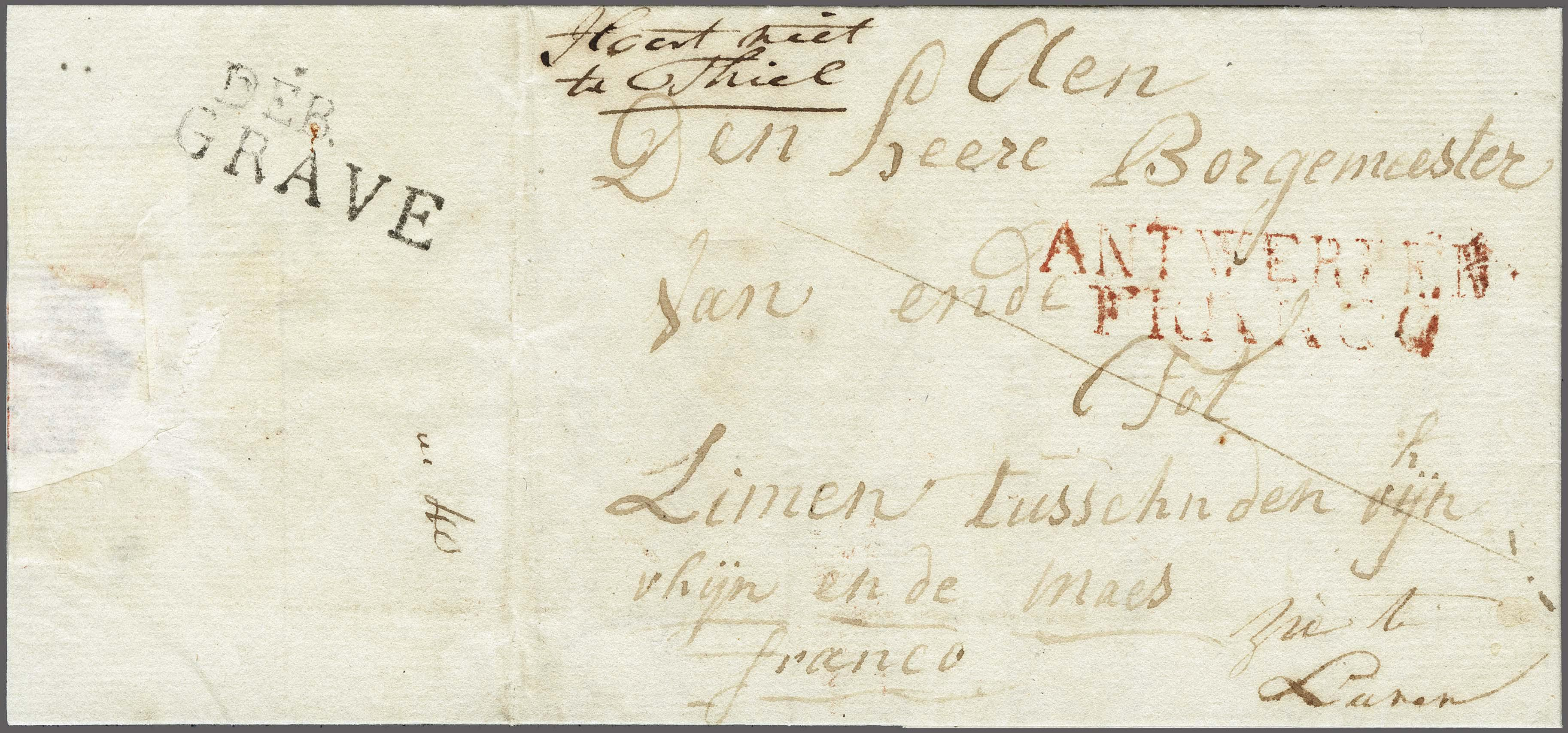 Lot 2413 - Netherlands and former colonies Netherlands -  Corinphila Veilingen Auction 250-253 - Day 3 - Netherlands and former colonies - Single lots & Picture postcards