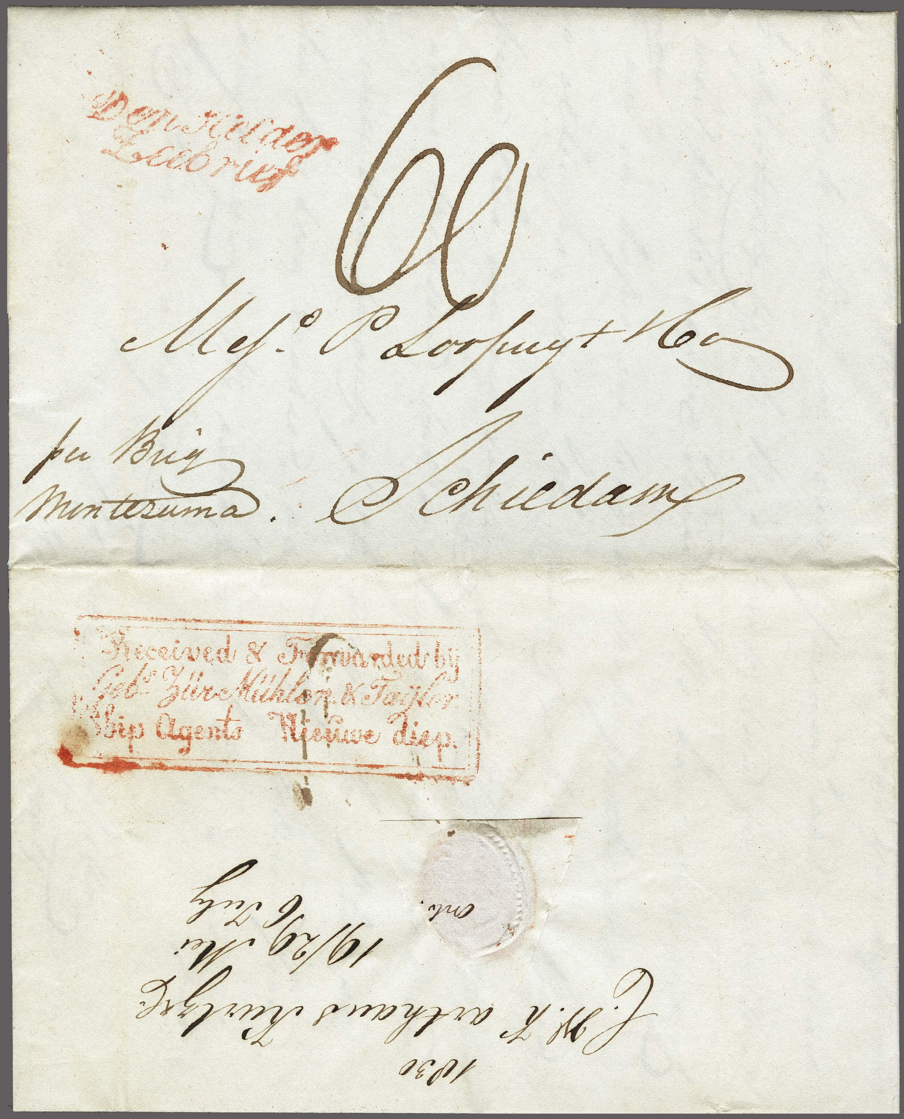 Lot 2436 - Netherlands and former colonies Netherlands -  Corinphila Veilingen Auction 250-253 - Day 3 - Netherlands and former colonies - Single lots & Picture postcards