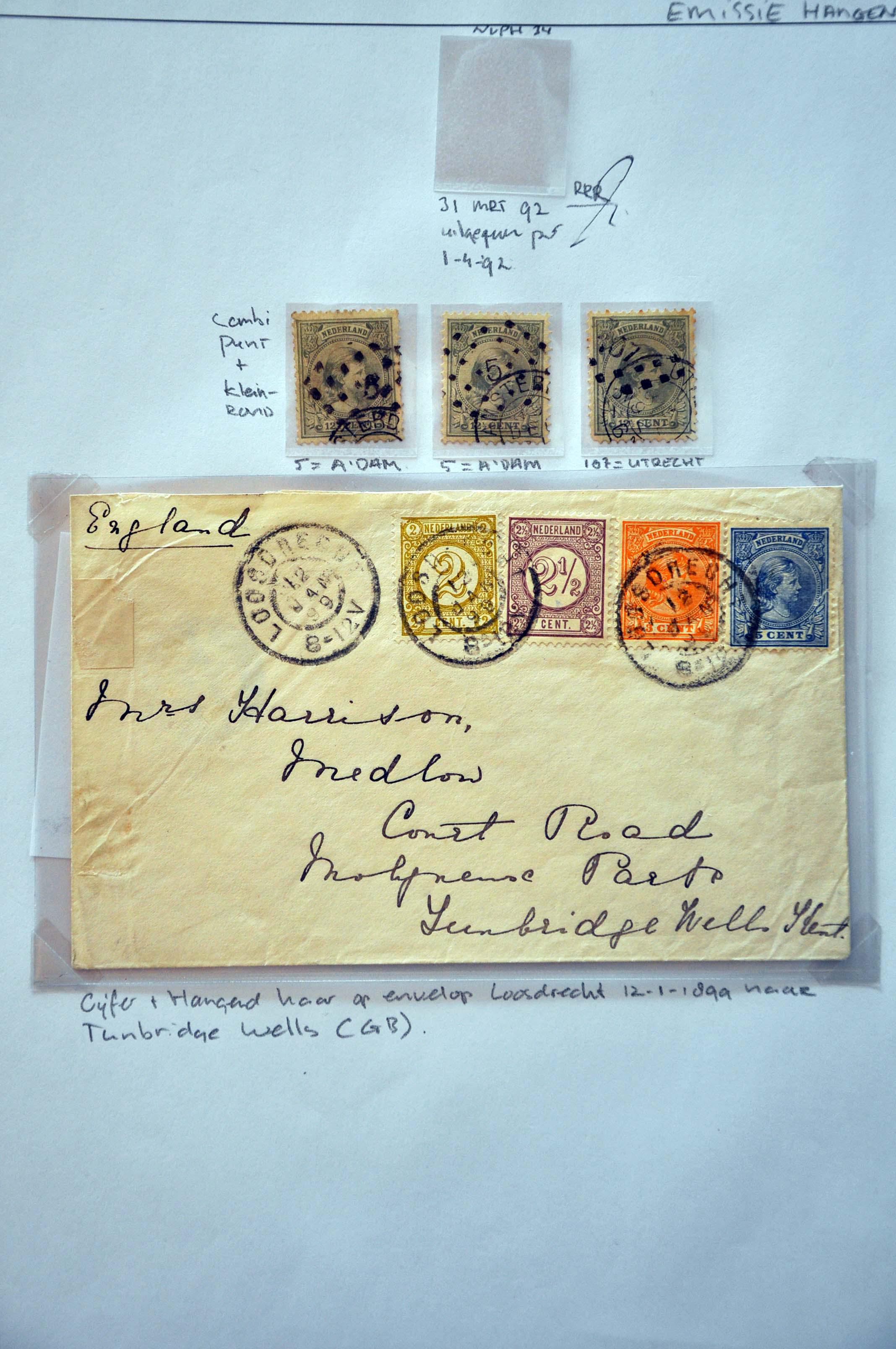 Lot 1609 - Netherlands and former colonies Netherlands -  Corinphila Veilingen Auction 250-253 - Day 2 - Coins, medals, Netherlands and former colonies