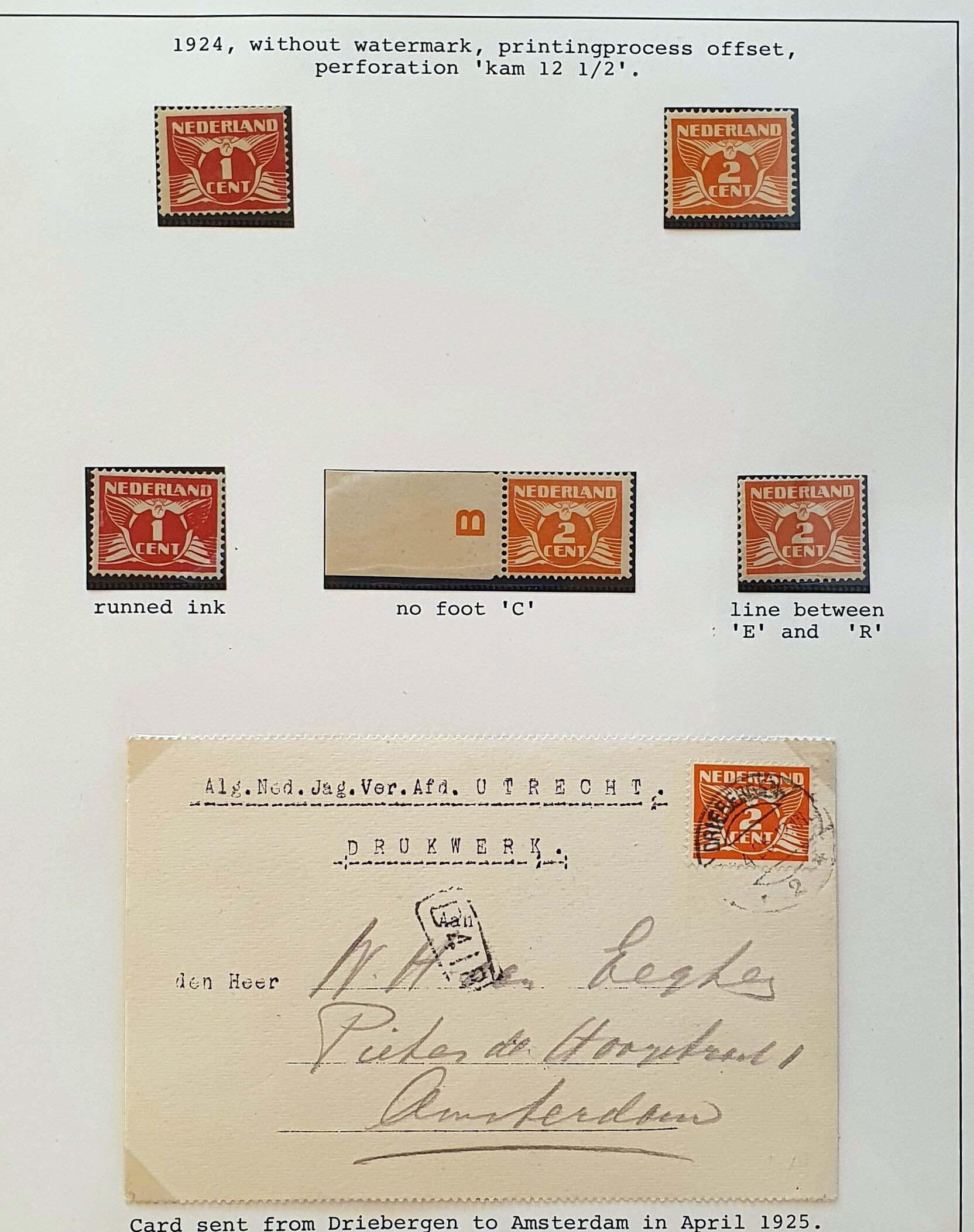 Lot 1628 - Netherlands and former colonies Netherlands -  Corinphila Veilingen Auction 250-253 - Day 2 - Coins, medals, Netherlands and former colonies