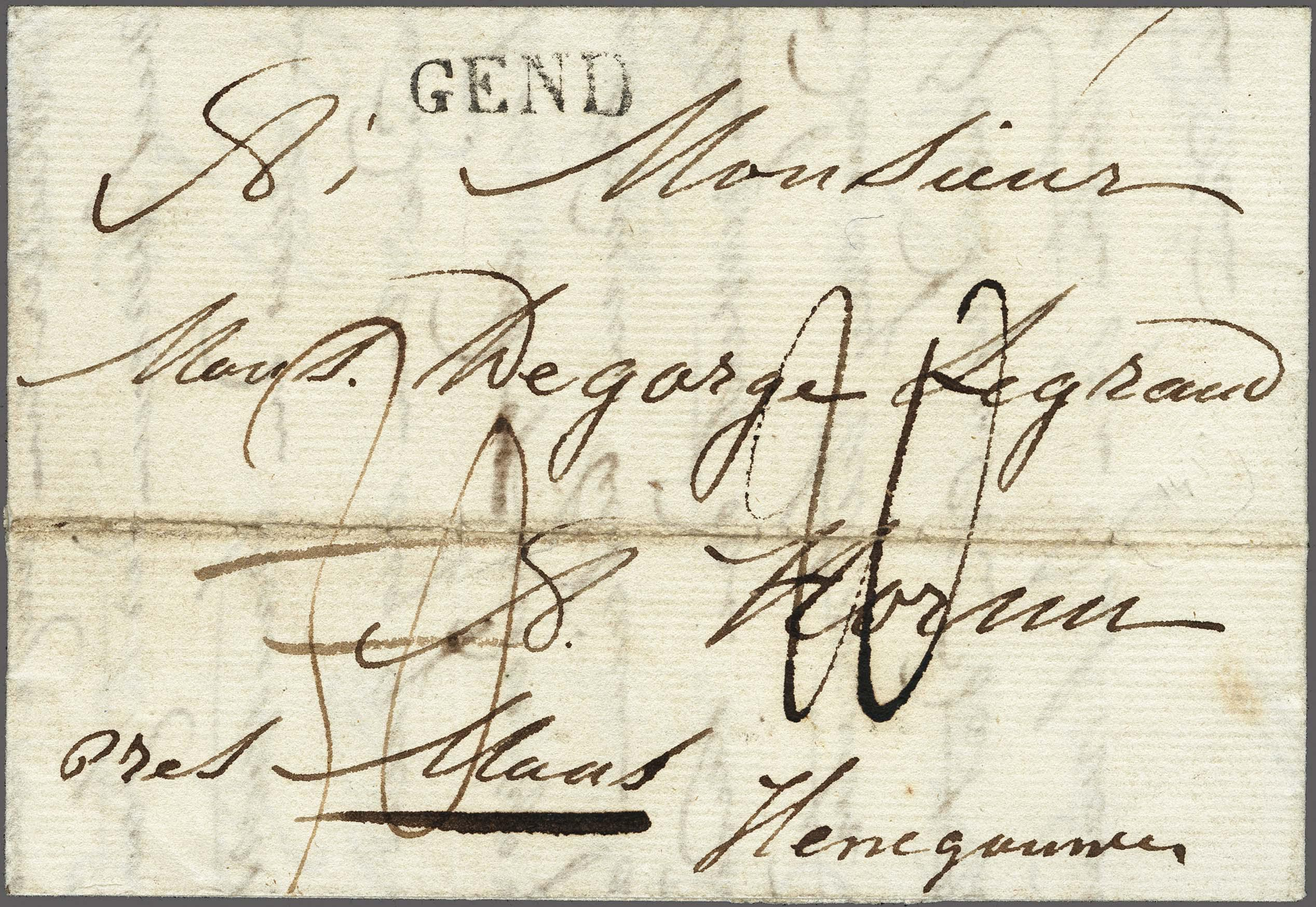 Lot 2382 - Netherlands and former colonies Netherlands -  Corinphila Veilingen Auction 250-253 - Day 3 - Netherlands and former colonies - Single lots & Picture postcards